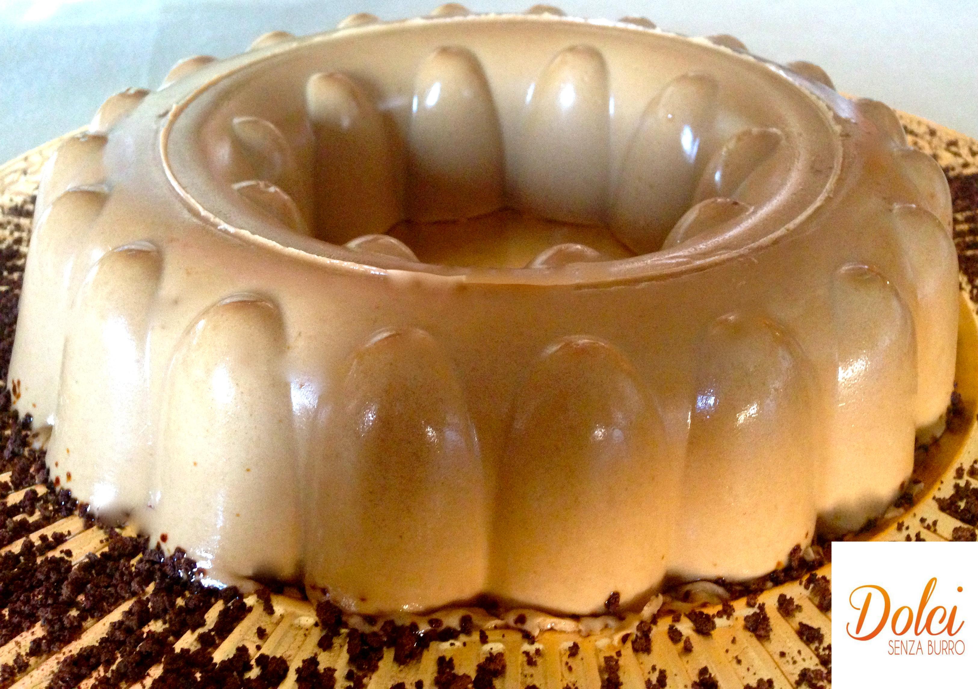 Bavarese al Caffe, il dolce al cucchiaio di Dolci Senza Burro