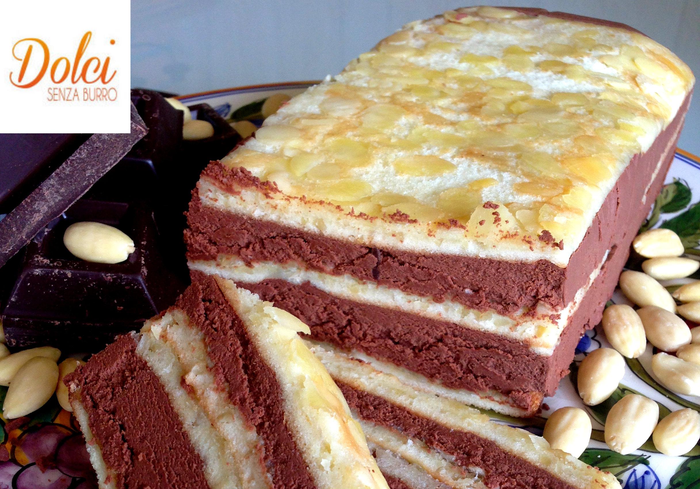 Torta Fredda al Cioccolato Senza Burro, il dolce goloso di Dolci Senza Burro