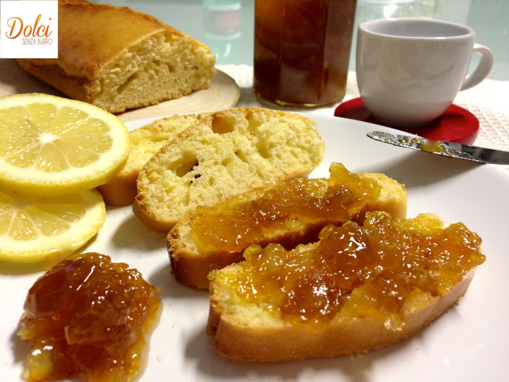 pan brioche senza burro al limone, un dolce senza lattosio di Dolci Senza Burro