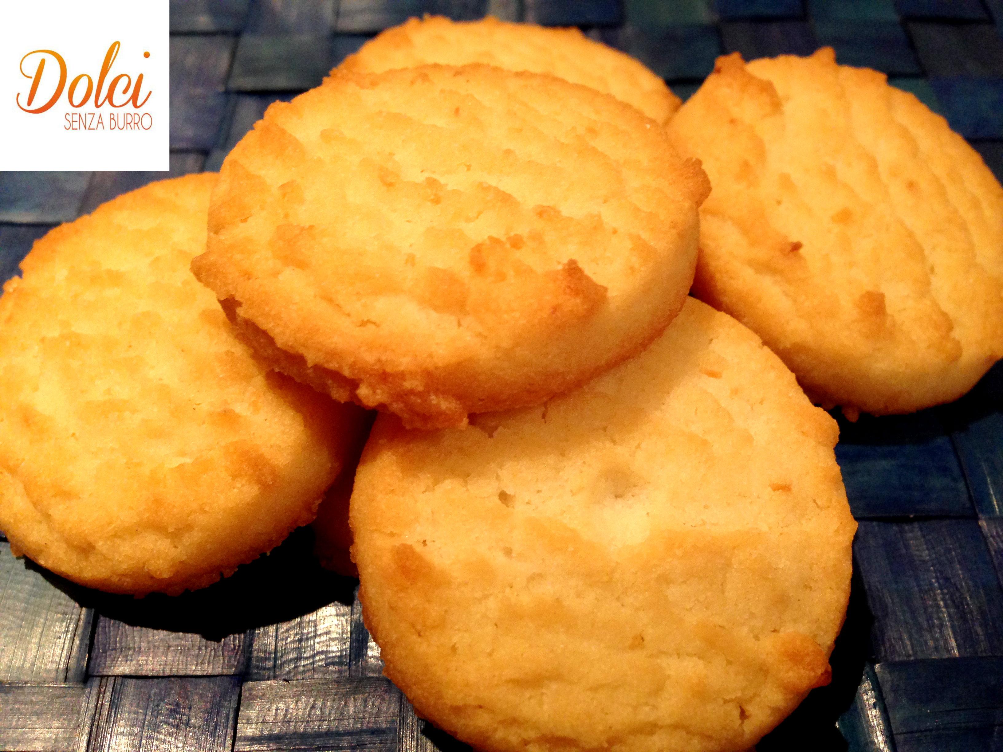 Ricette di dolci senza burro