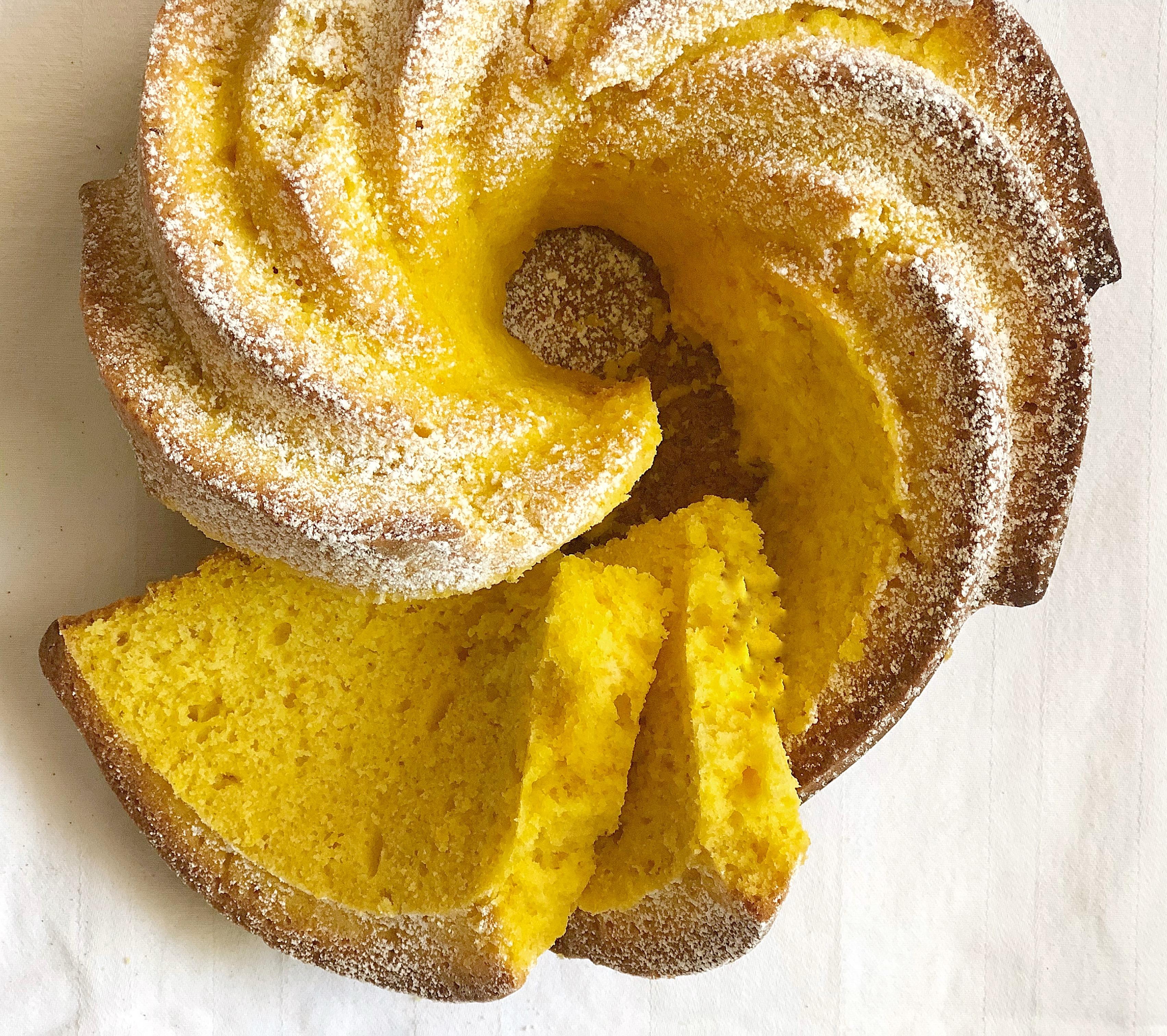 La Torta di Zucca Senza Burro, un dolce facile veloce e goloso!
