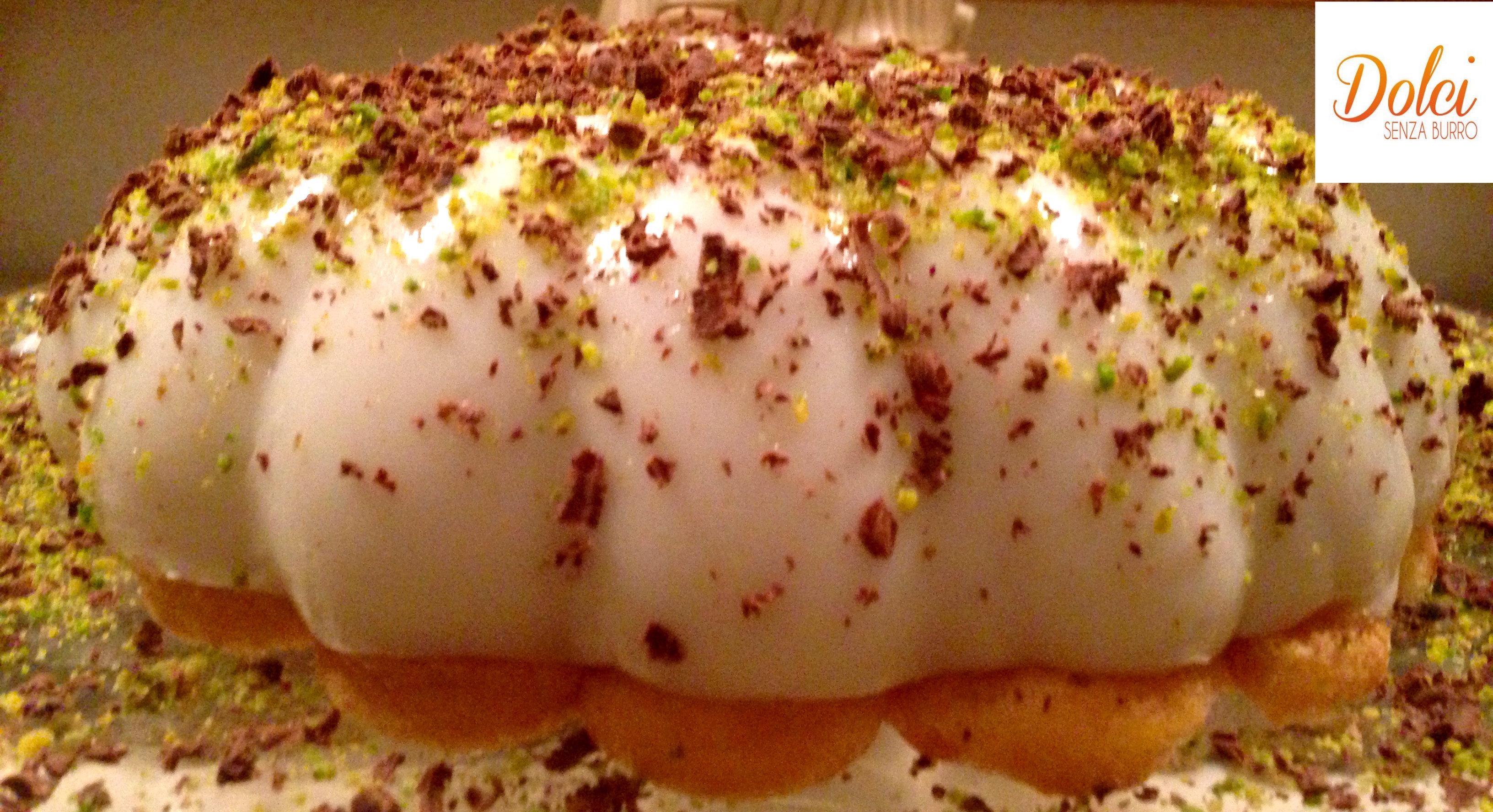 Biancomangiare, un dolce siciliano di Dolci Senza Burro