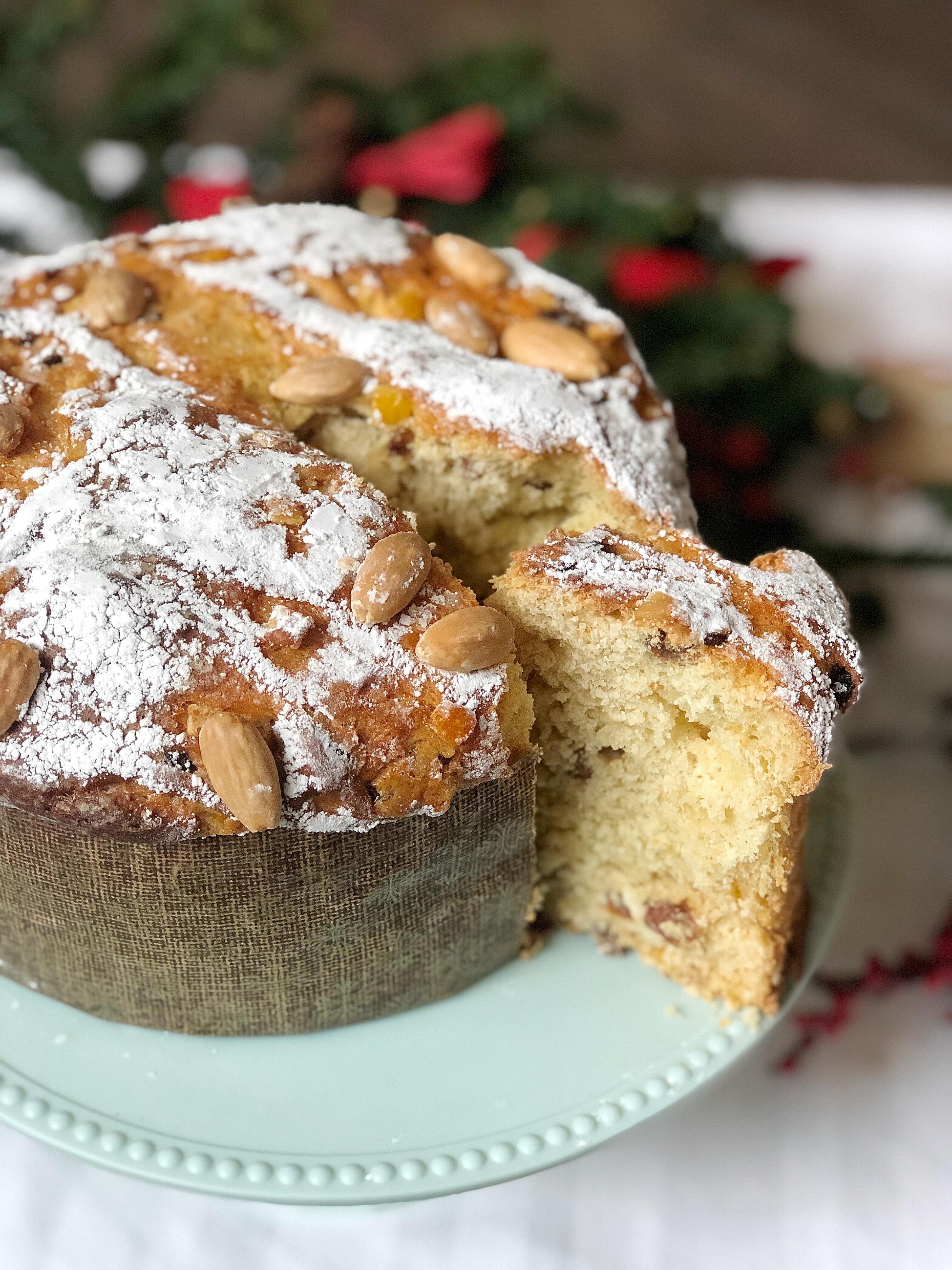 Panettone Senza Burro, il dolce della tradizione di dolci senza burro