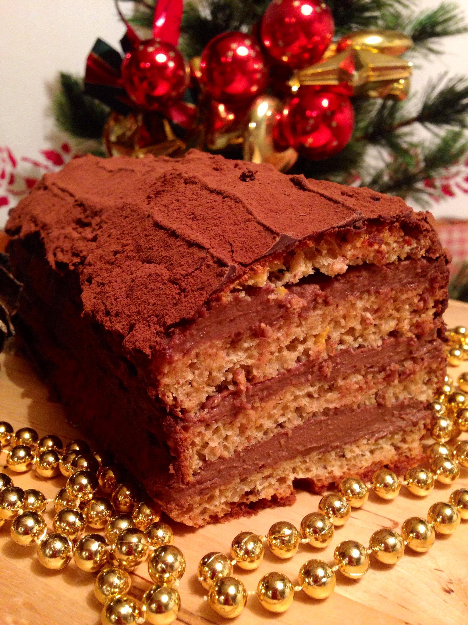 Nuovo e book un dolce natale senza burro dolci senza for Nuove ricette dolci