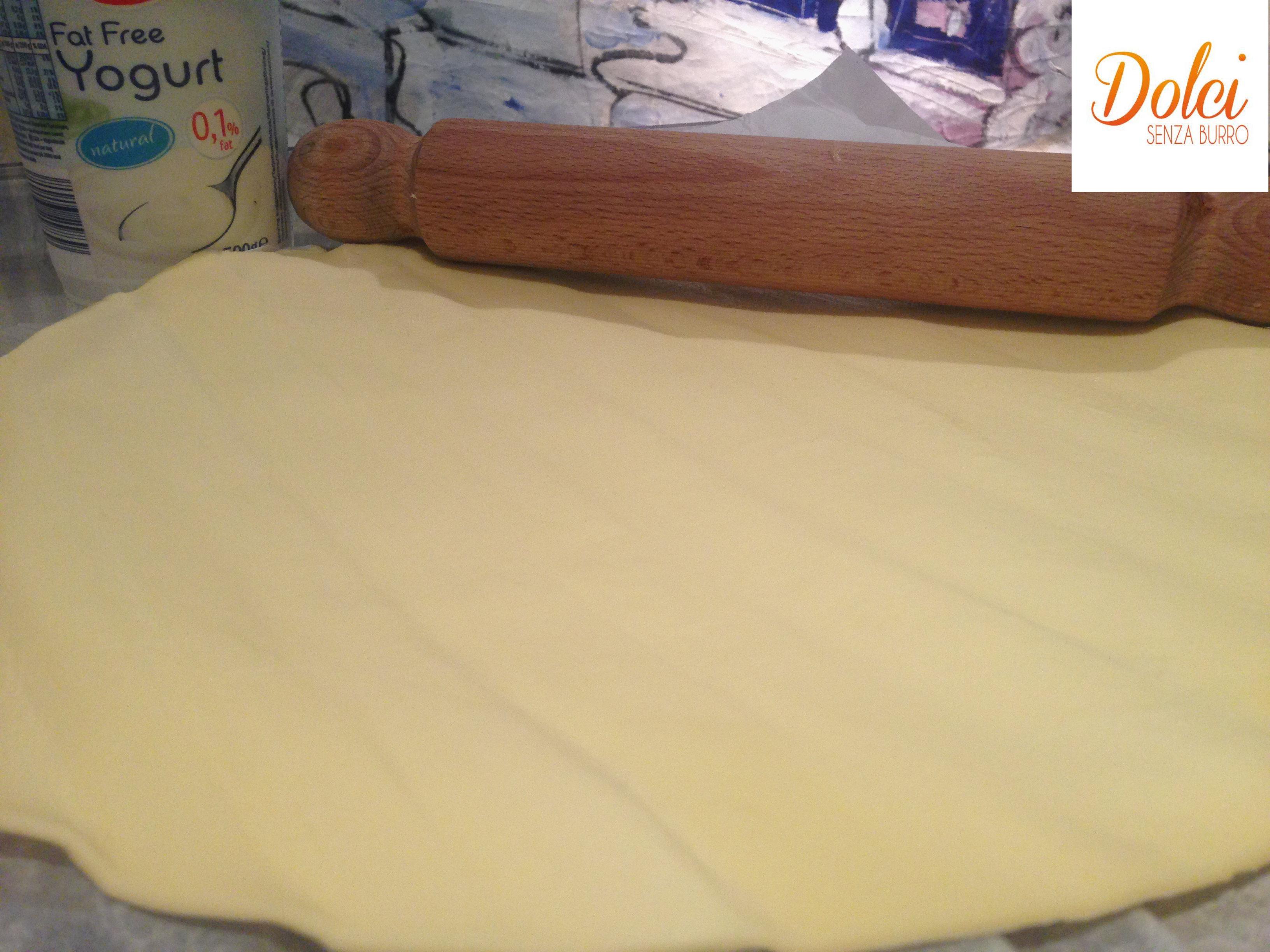 Pasta Sfoglia Senza Burro, la ricetta light di Dolci Senza Burro