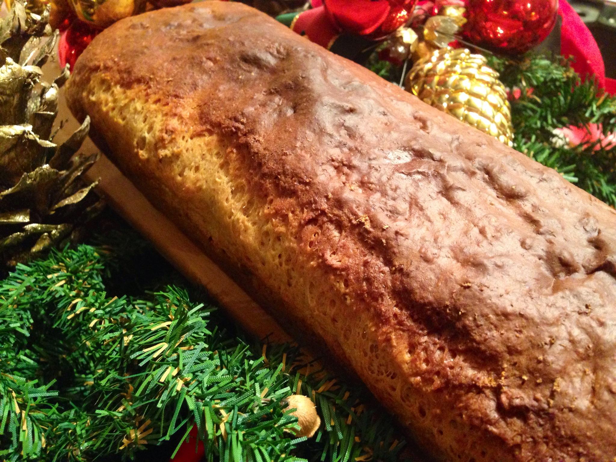 Pan Speziato, un dolce di natale di Dolci Senza Burro