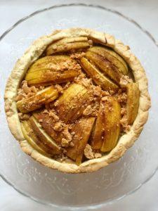La crostata senza burro di mele, un dolce goloso di dolci senza burro