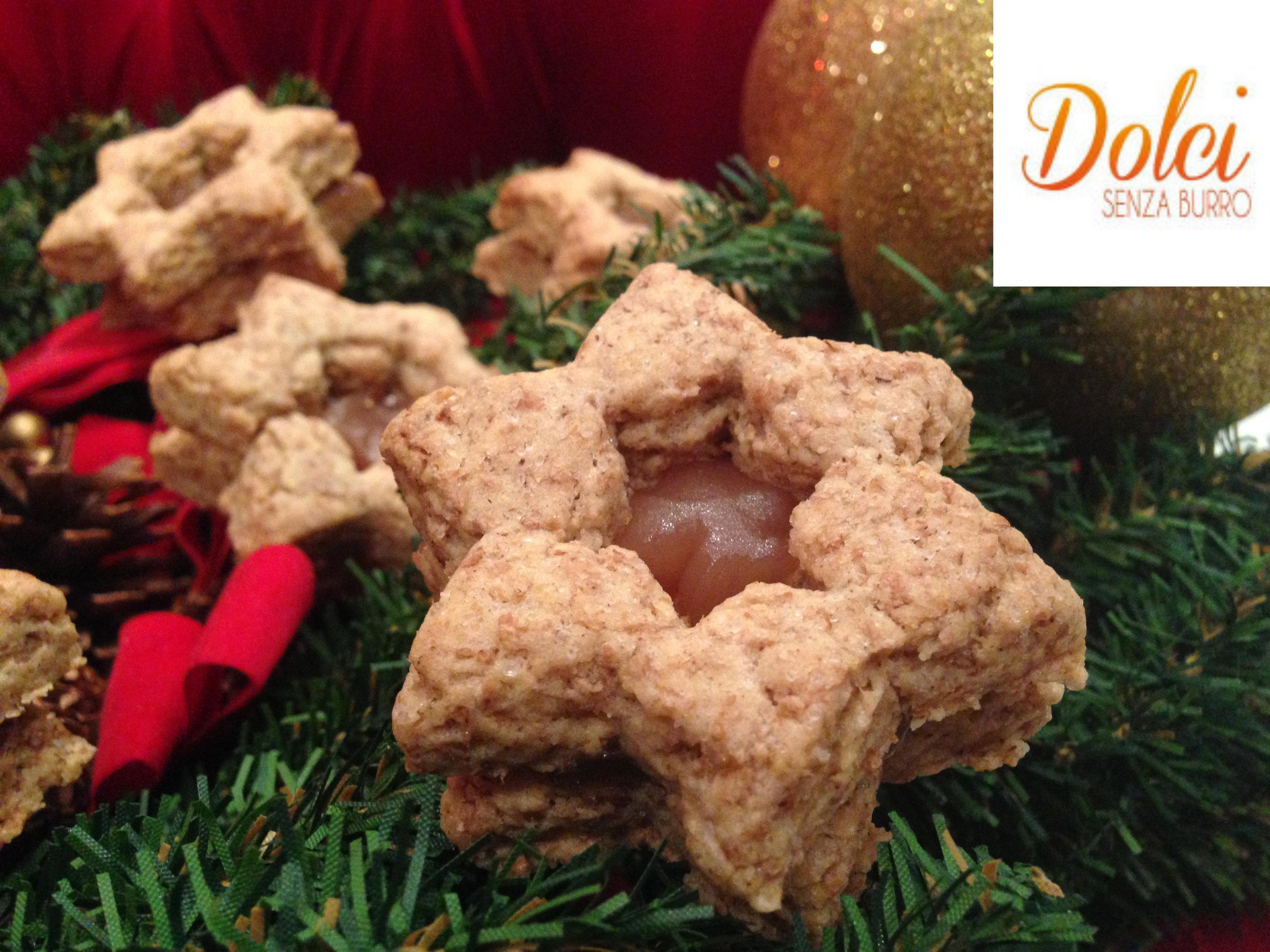 Biscotti Integrali Senza Burro, il dolce senza lattosio di Dolci Senza Burro