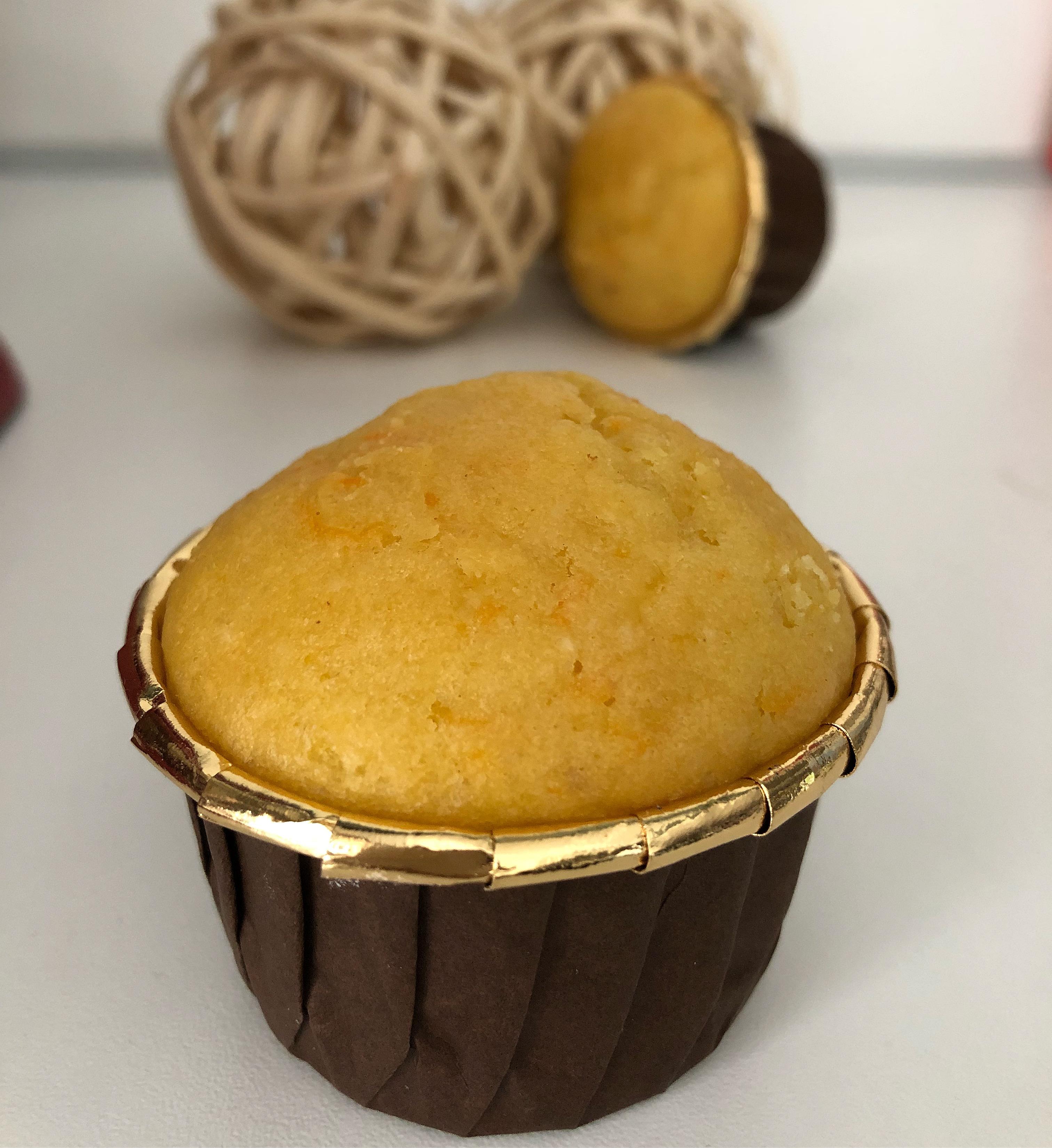 Muffin alle Carote Senza Burro, soffici e golosi di dolci senza burro