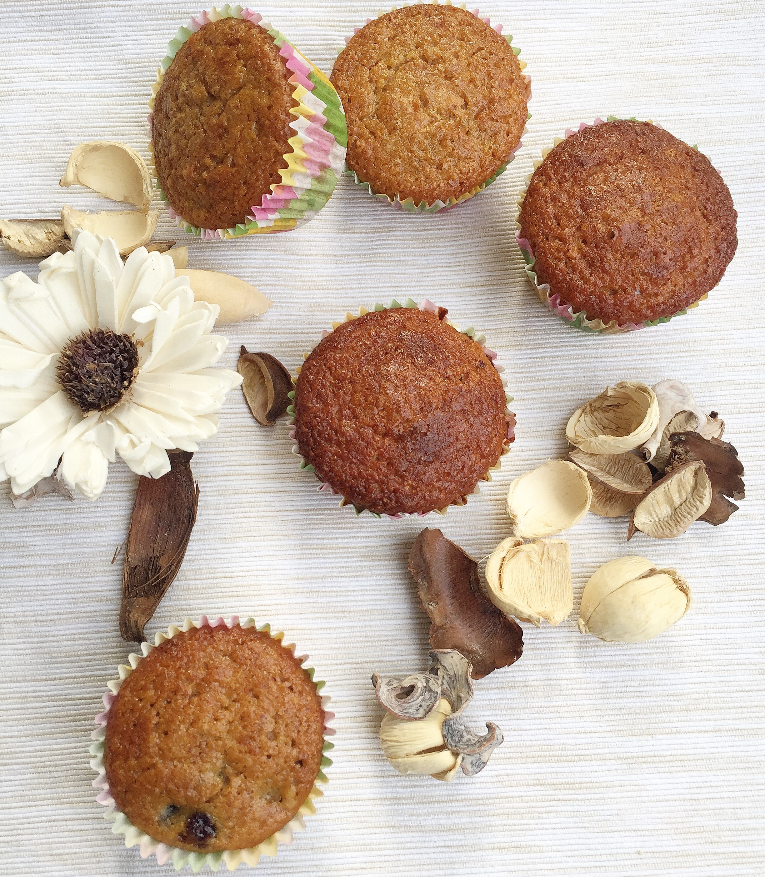 I Muffin al Kamut Senza Burro, leggeri e golosi di dolci senza burro!