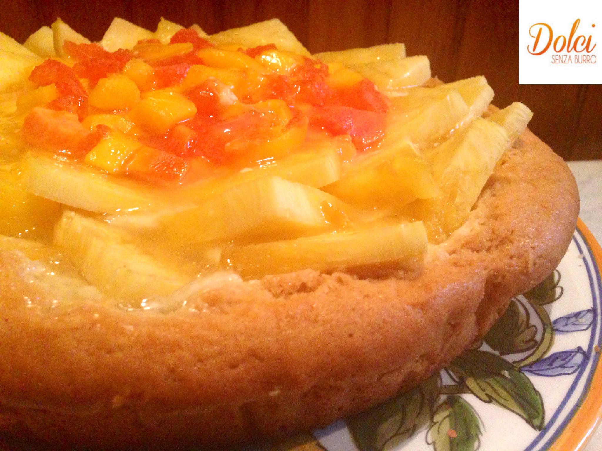 La Crostata Senza Burro e Uova, il dolce esotico di dolci senza burro
