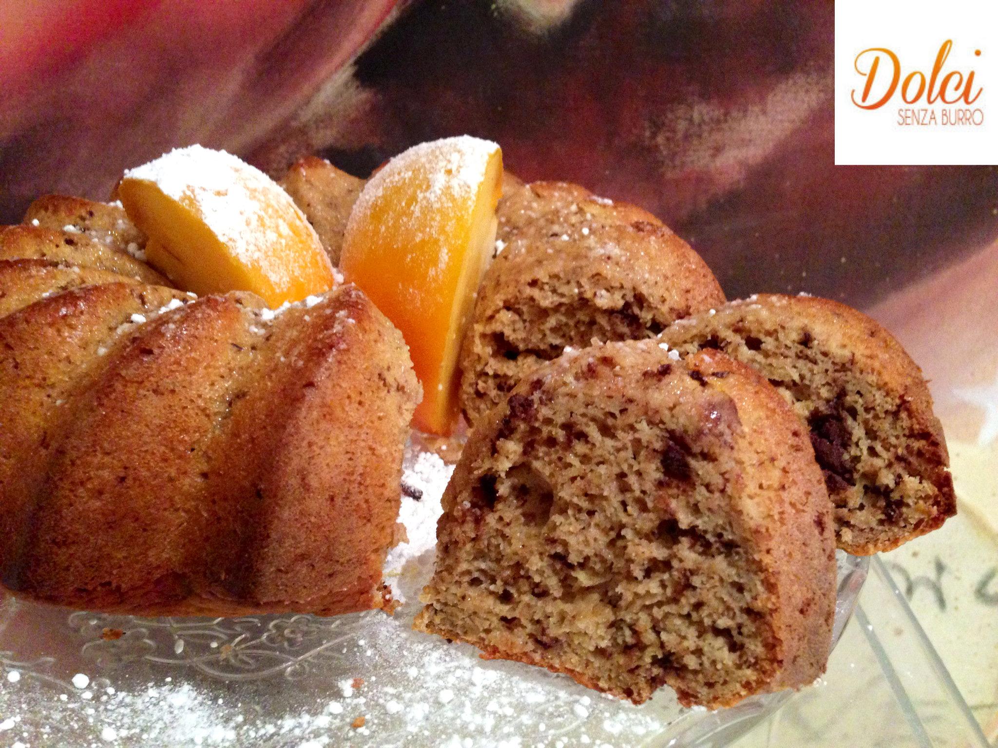 Torta di cachi senza burro dolci senza burro for Nuove ricette dolci