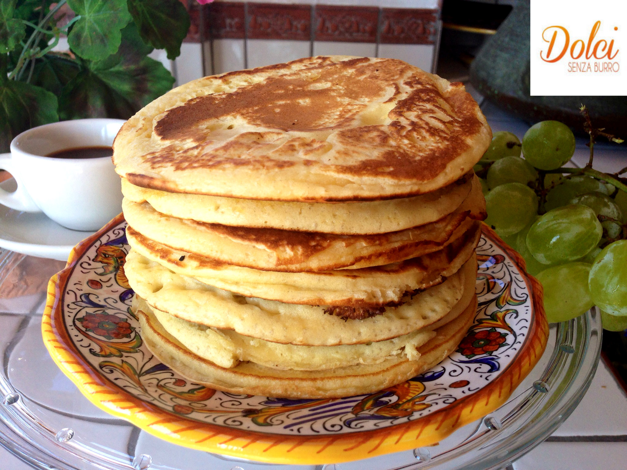 Pancakes Senza Burro, le golose frittelle americane di dolci senza burro