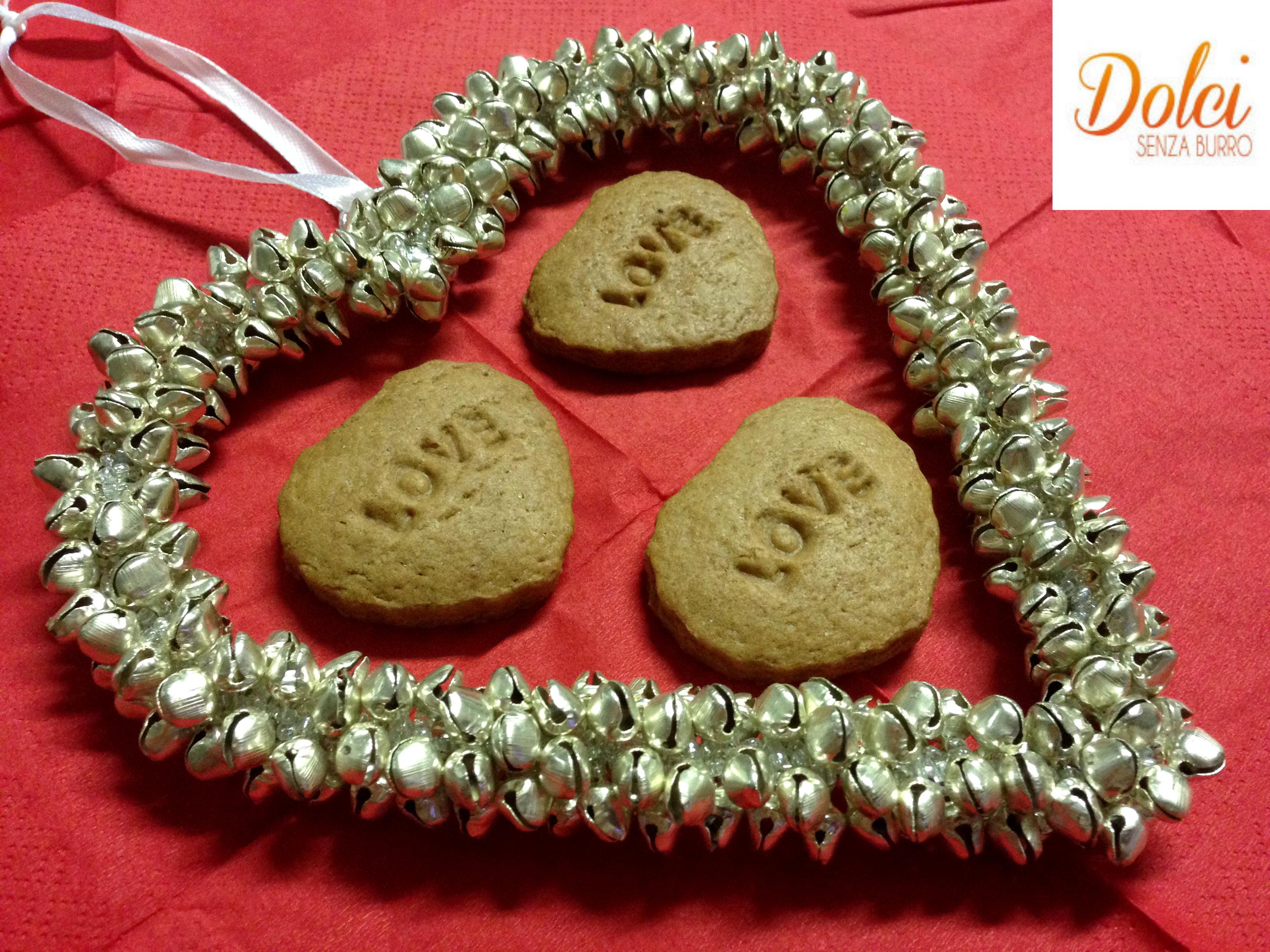 Biscotti al Cioccolato Senza Burro - Dolci Senza Burro