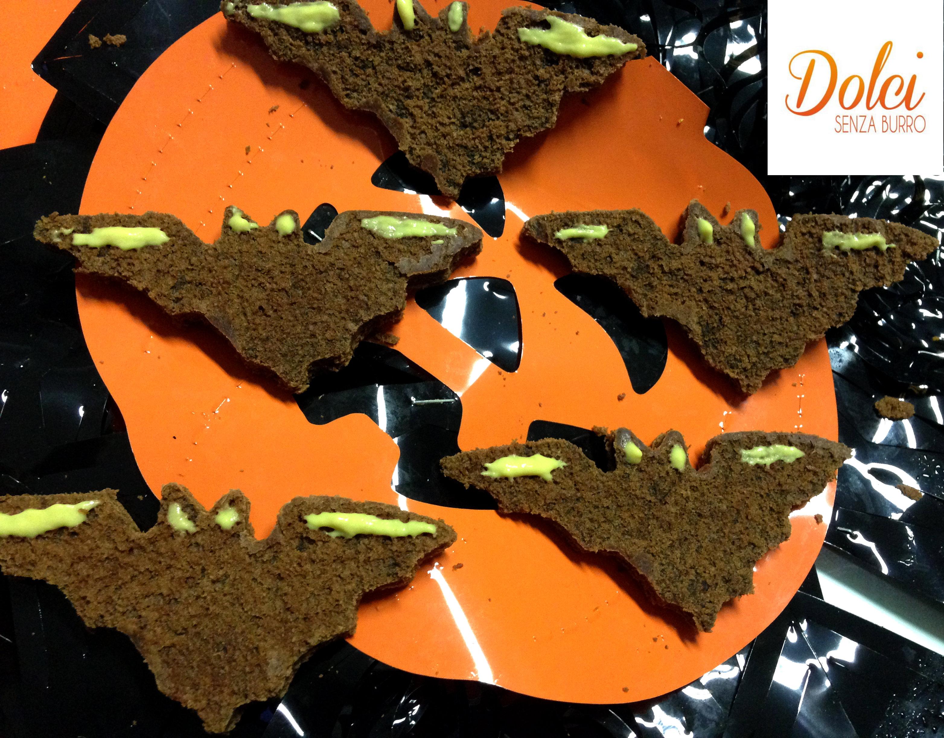 Biscotti di Halloween - Dolci Senza Burro