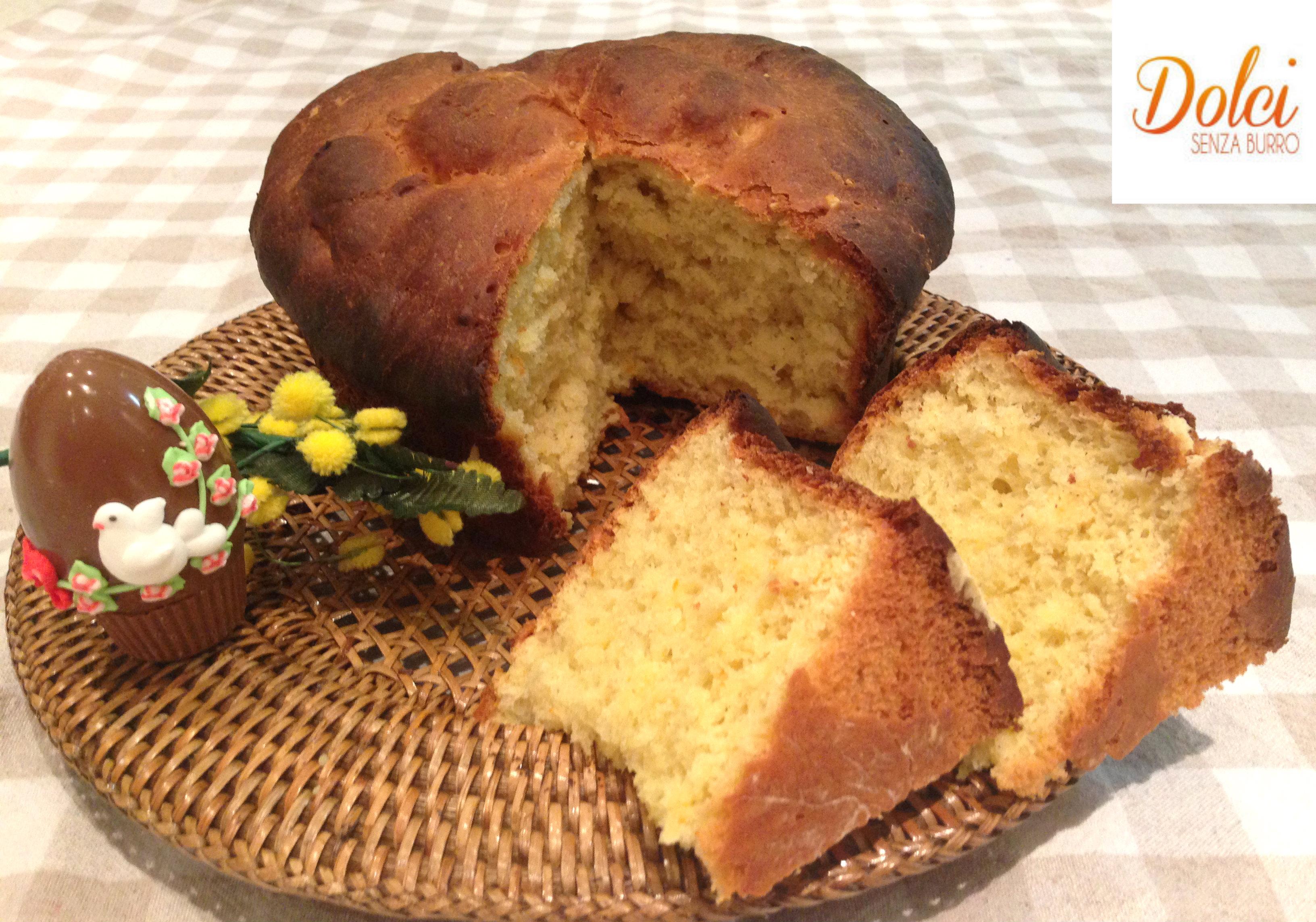 3934d38975ae0 La Pizza di Pasqua è un dolce tradizionale del Centro Italia rivisitato  senza lattosio e burro