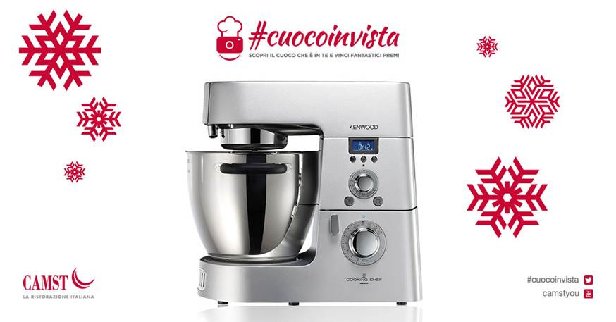 premi concorso #cuocoinvista camst