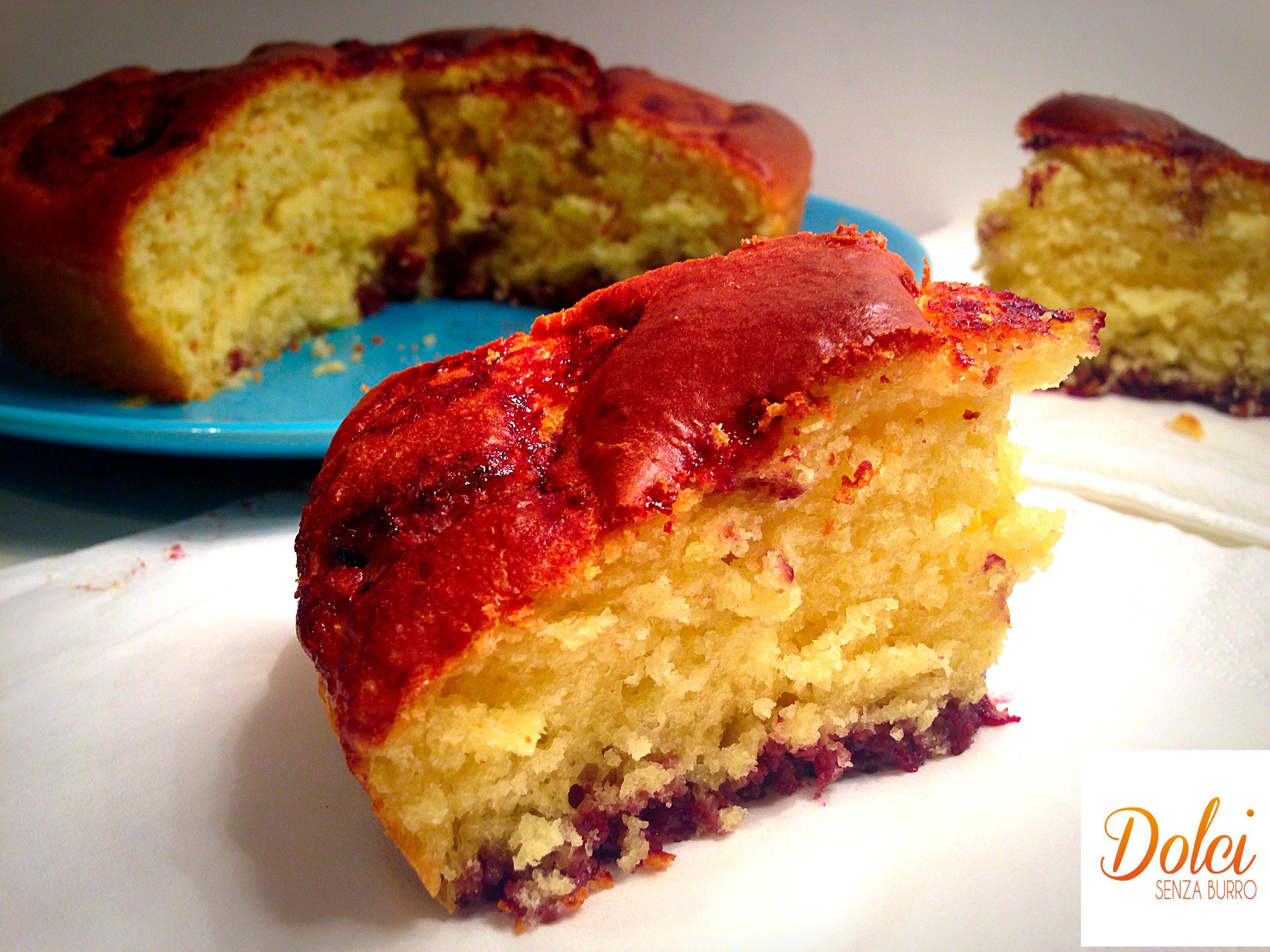 La Torta alla Marmellata Senza Burro, il dolce light e goloso di dolci senza burro