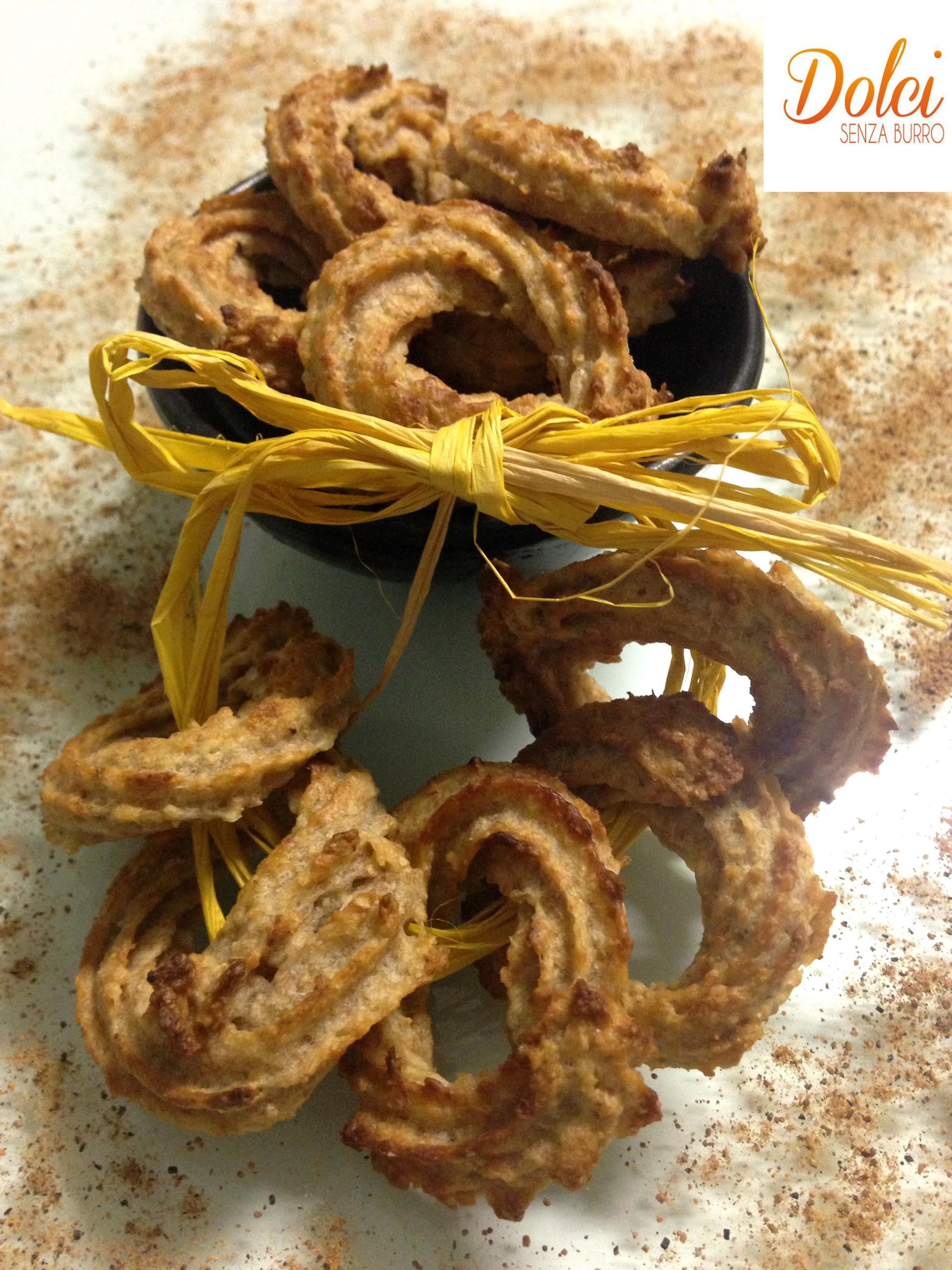 Biscotti al Farro Senza Burro e uova, i biscotti light di dolci senza burro