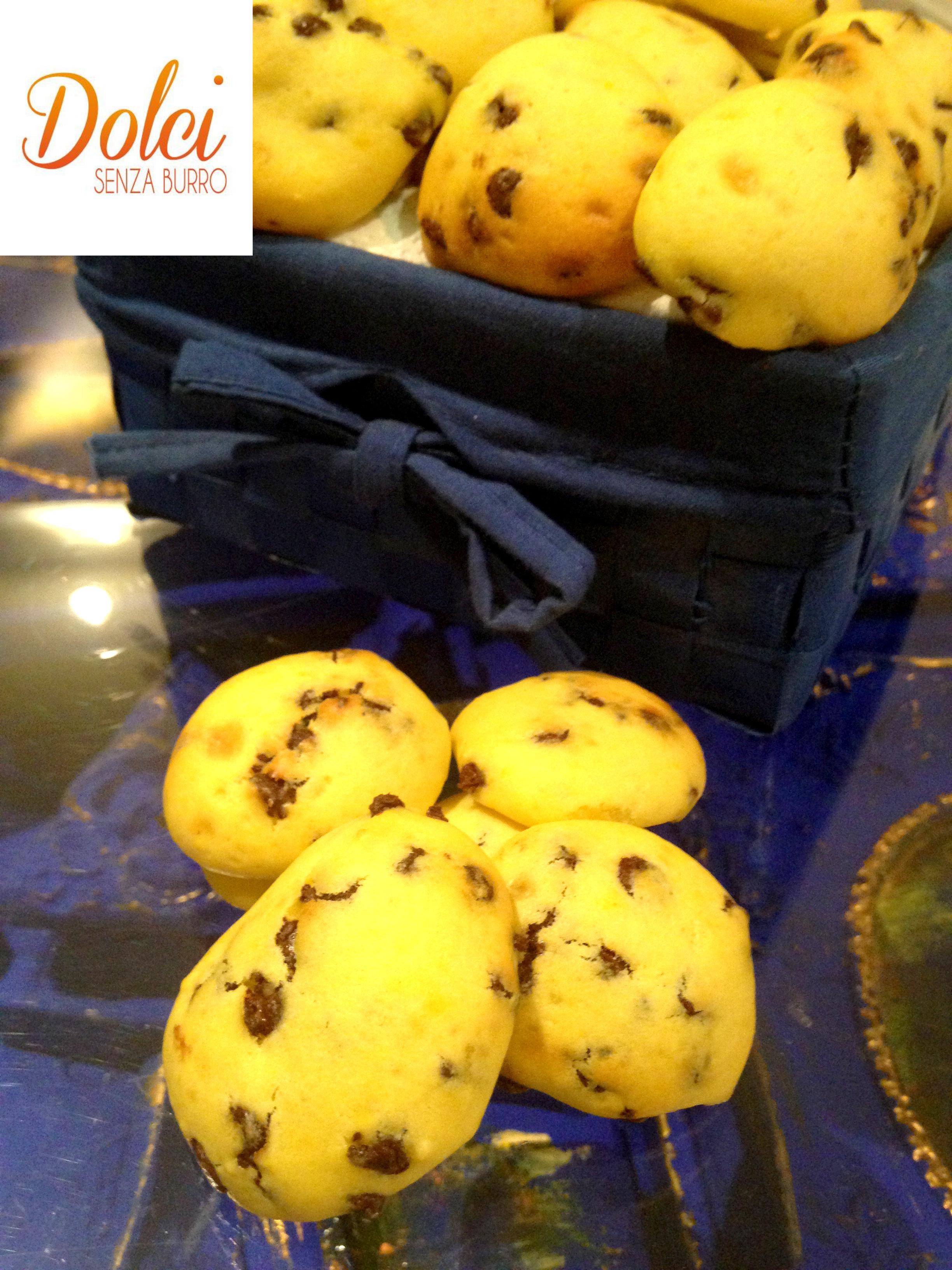 Biscotti Senza Burro alla Ricotta, il biscotto di dolci senza burro