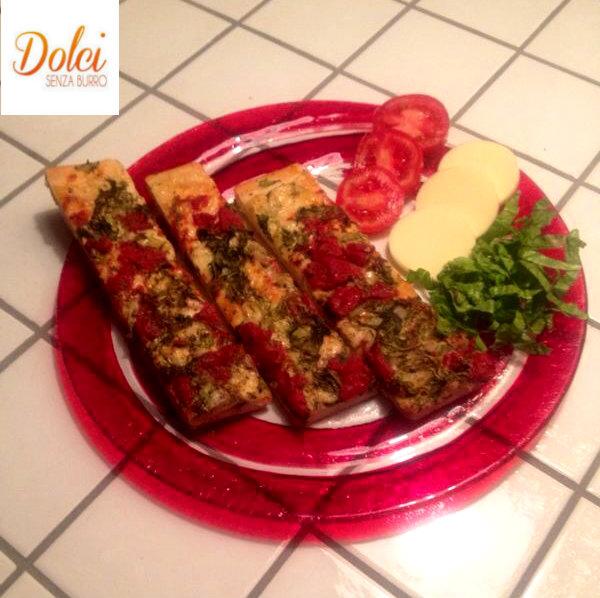Focaccia Messinese, il piatto della tradizione preparato da dolci senza burro