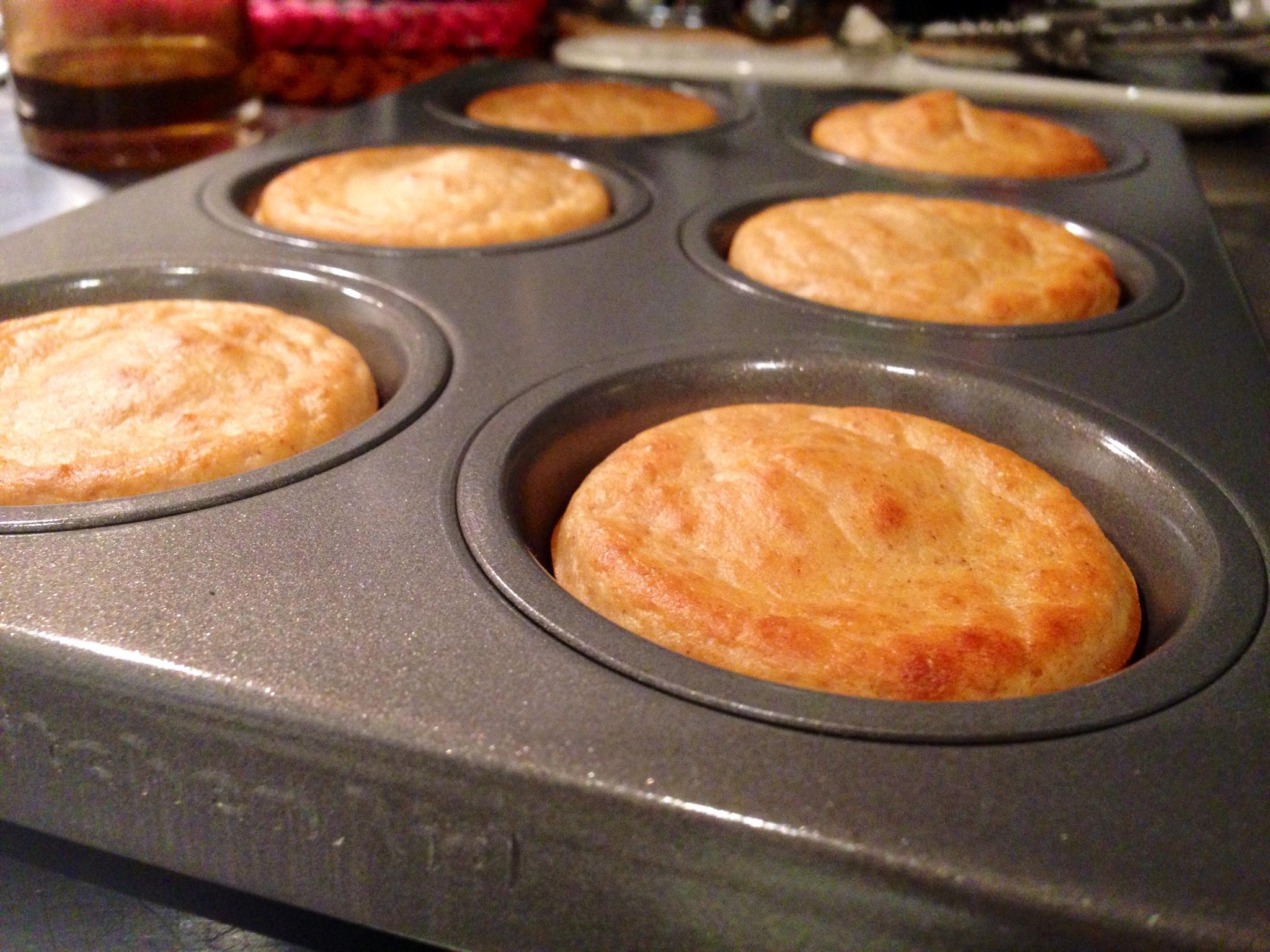 Popolare Muffin al Limone e Zenzero Vegani con Stevia - Dolci Senza Burro RB45