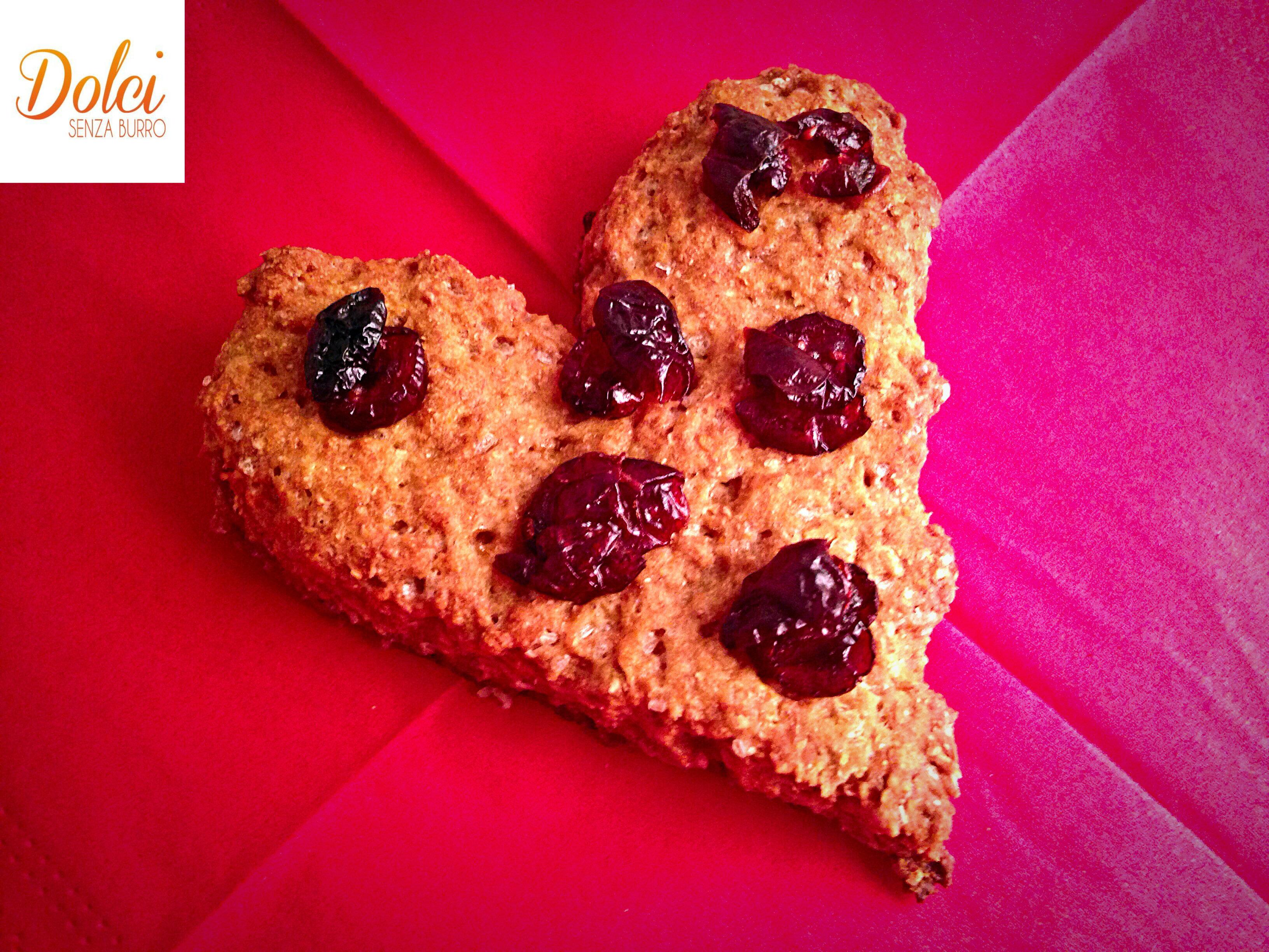 Biscotti di San Valentino Senza Burro, per una colazione di san valentino dolce e golosa di dolci senza burro
