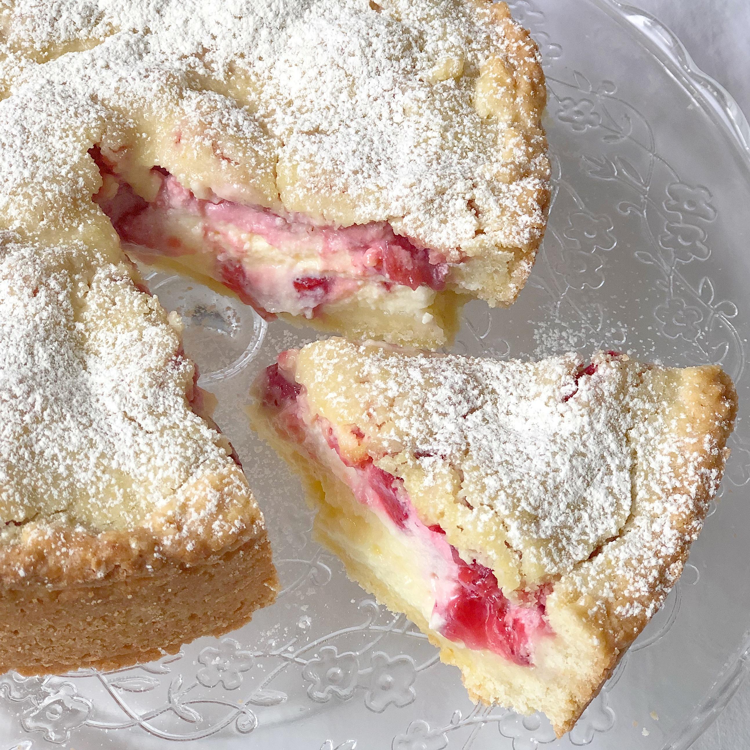 La Crostata di Fragole e Ricotta Senza Burro irresistibilmente golosa di dolci senza burro