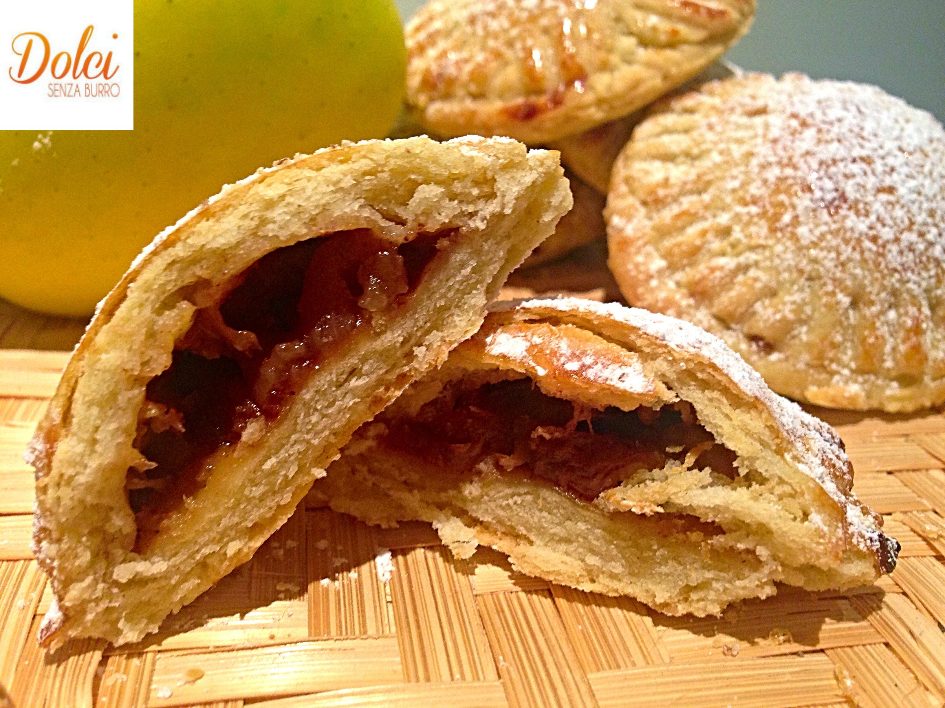 Biscotti Cuor di Mela Senza Burro e Uova, i biscotti light e golosi di dolci senza burro