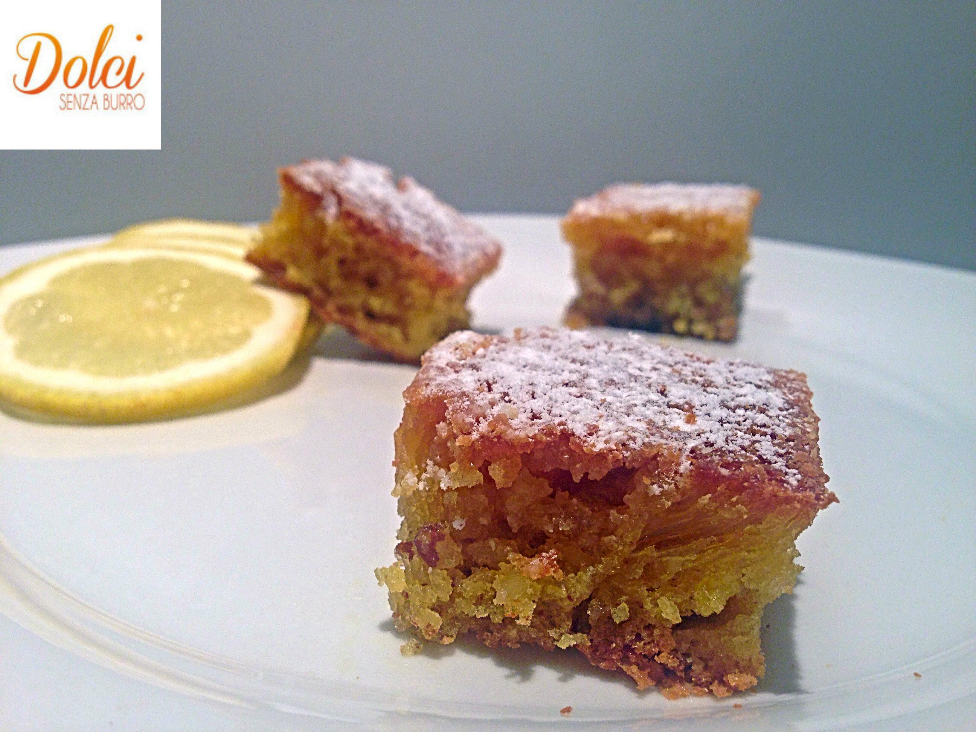 Torta di Riso al Limone, il dolce profumato e goloso di dolci senza burro realizzato con Cukò di imetec