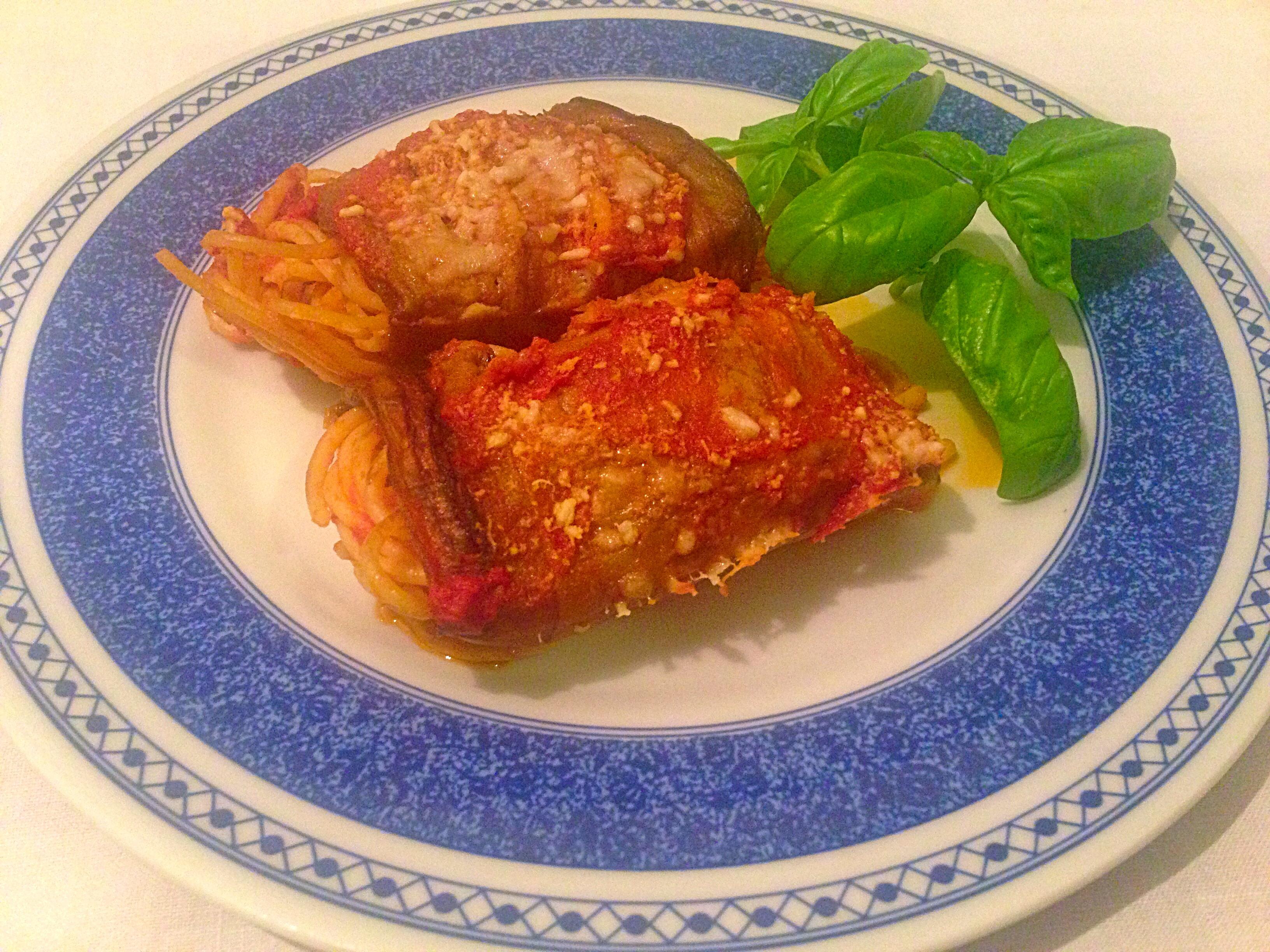 Doppiette di Melanzane, una ricetta tipica messinese di dolci senza burro