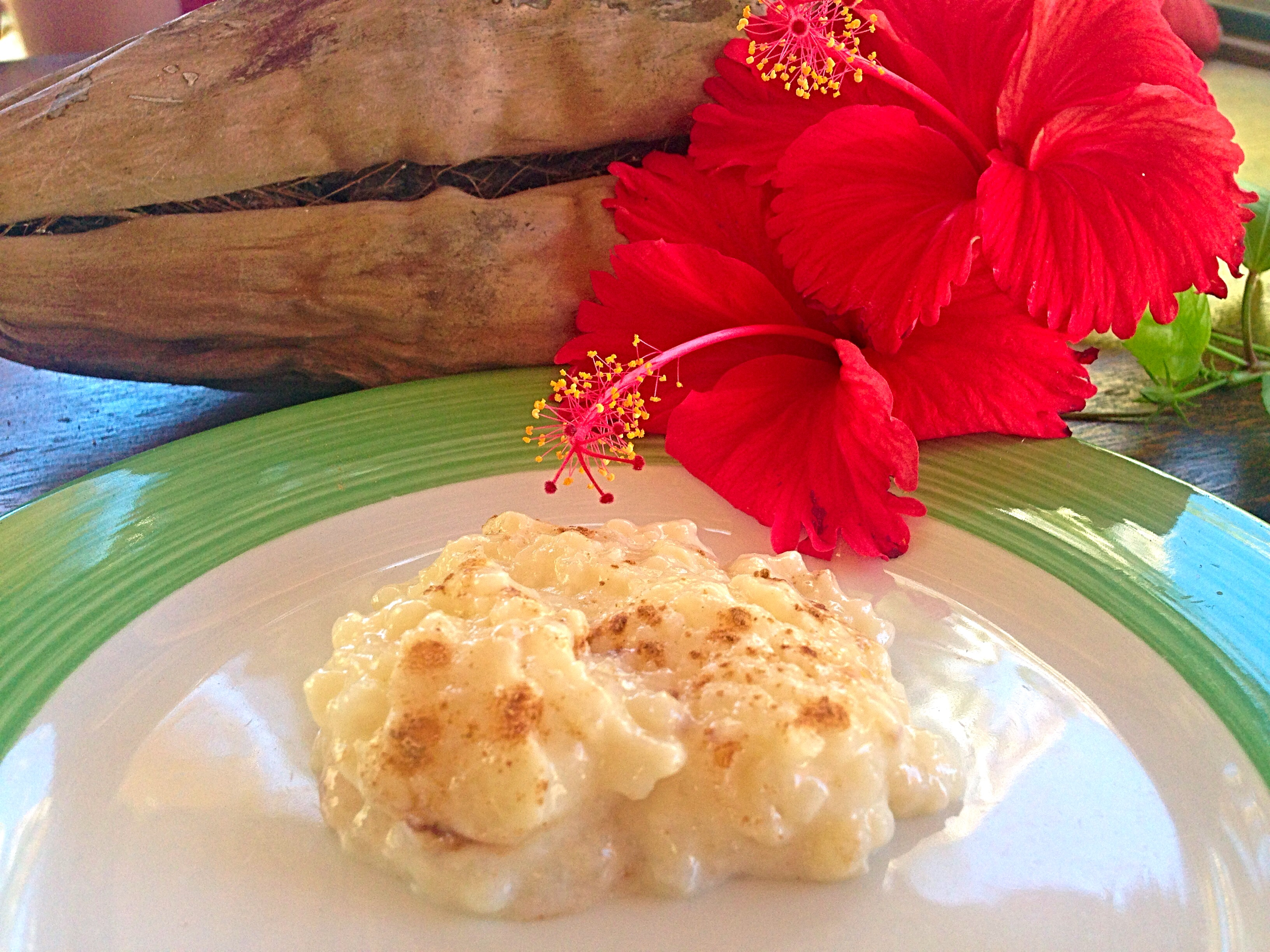 Riso al Cocco, il dolce goloso realizzato con Cukò di Imetec da dolci senza burro