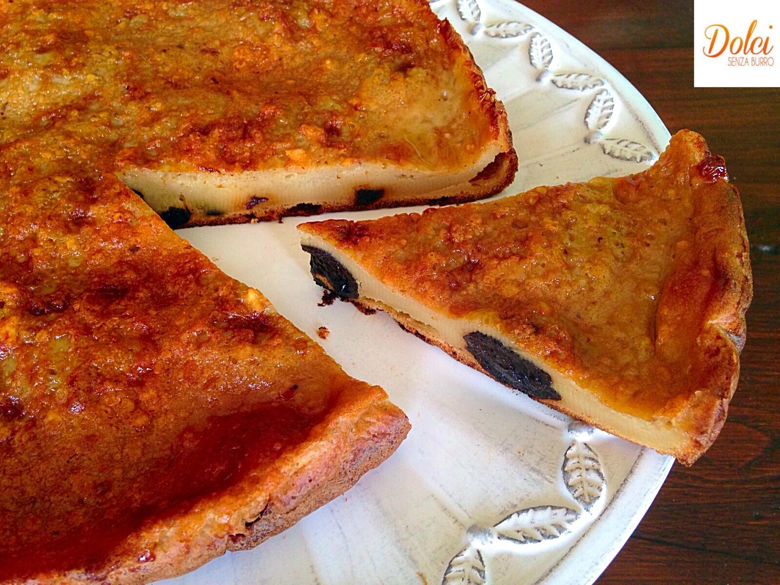 Far Breton Light, il flan alle prugne delicato e goloso di dolci senza burro