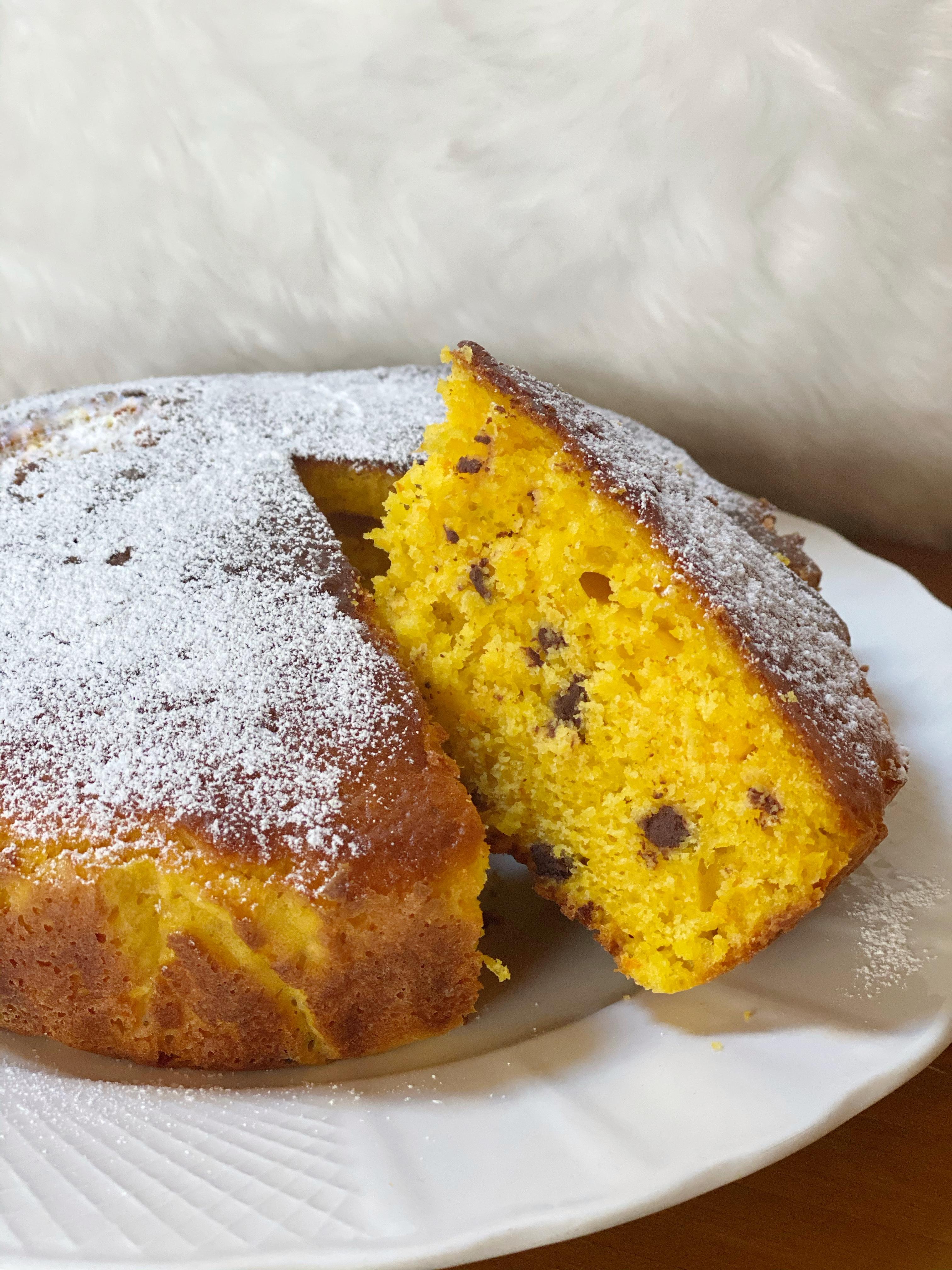 Torta-mandarini-senza-burro