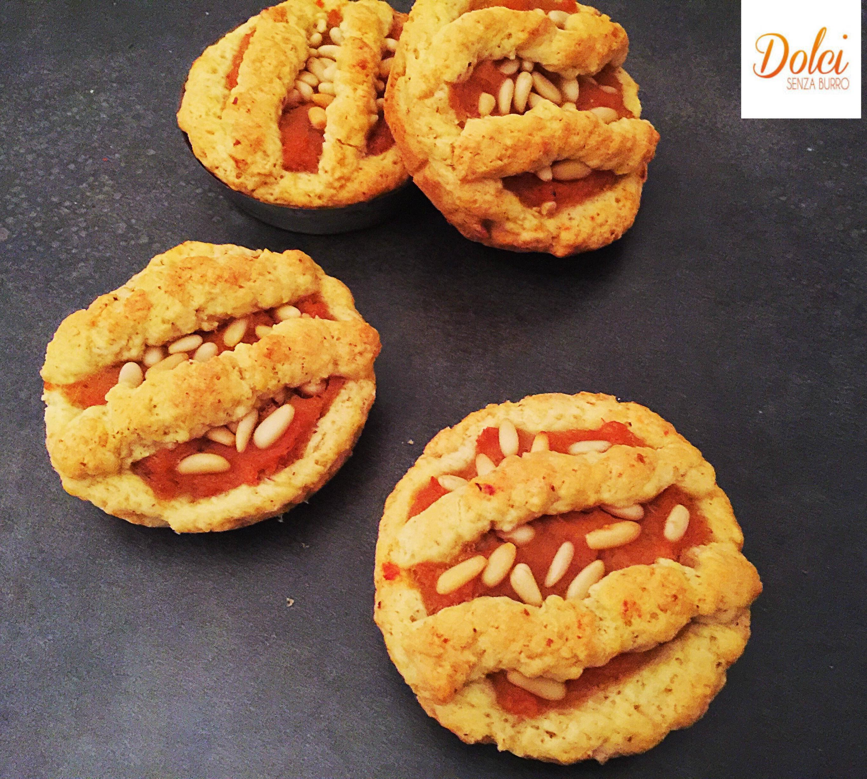 Crostata di Mele Cotogne Senza Burro, un dolce sano e genuino di dolci senza burro