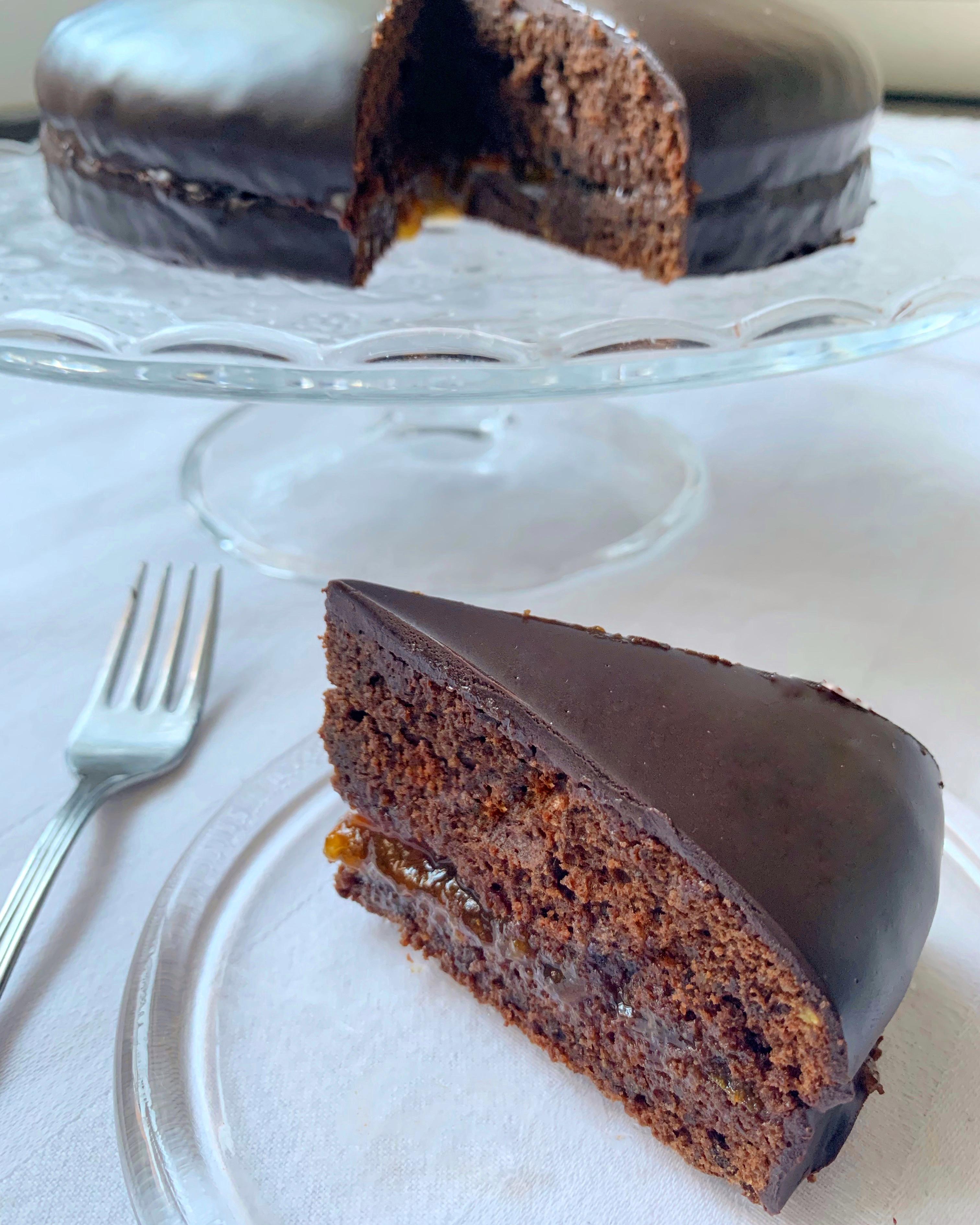 Sacher Senza Burro, la torta al cioccolato più buona che esista!