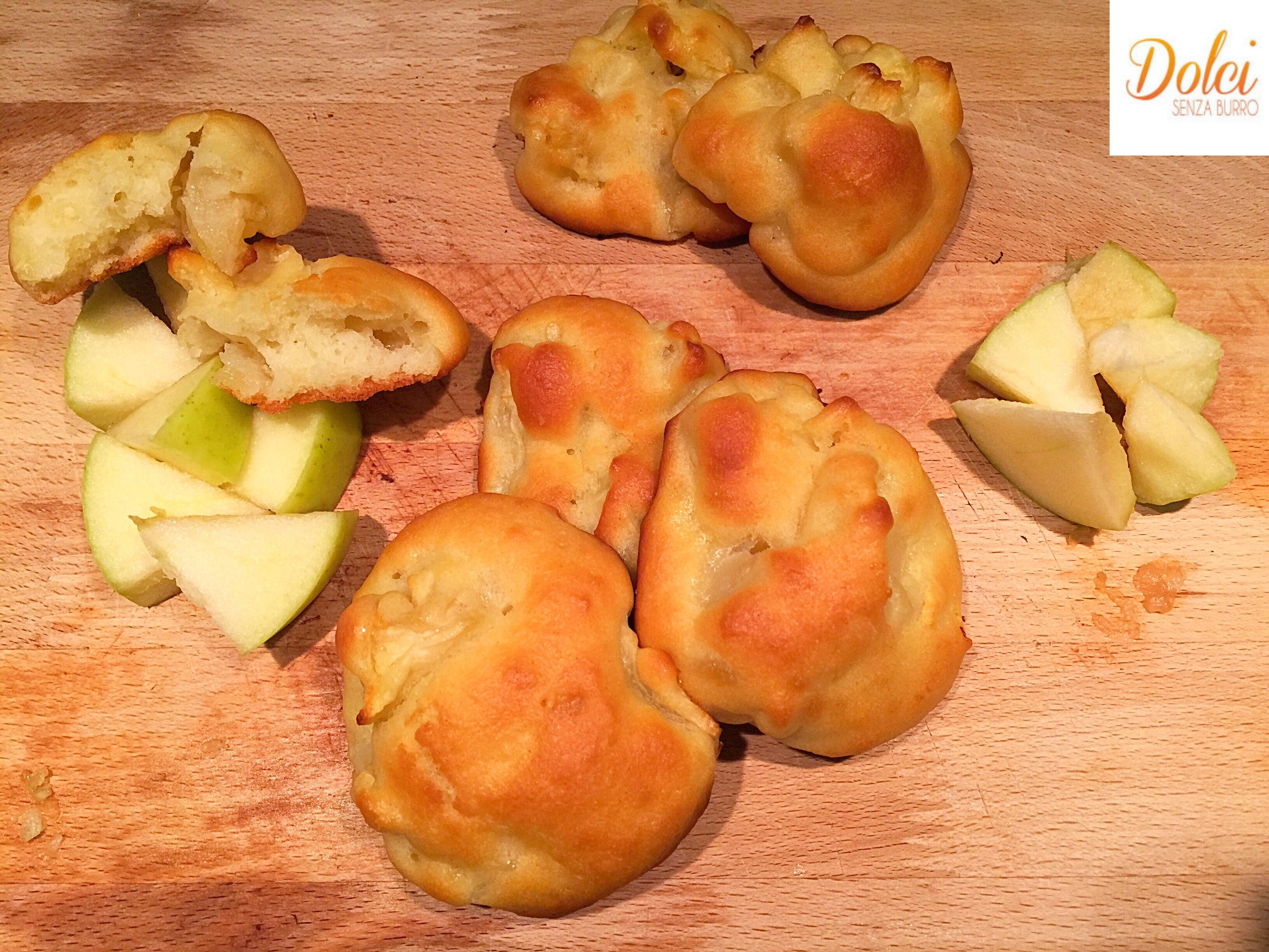 Biscotti alle Mele Senza Burro, i biscotti morbidi e golosi di dolci senza burro