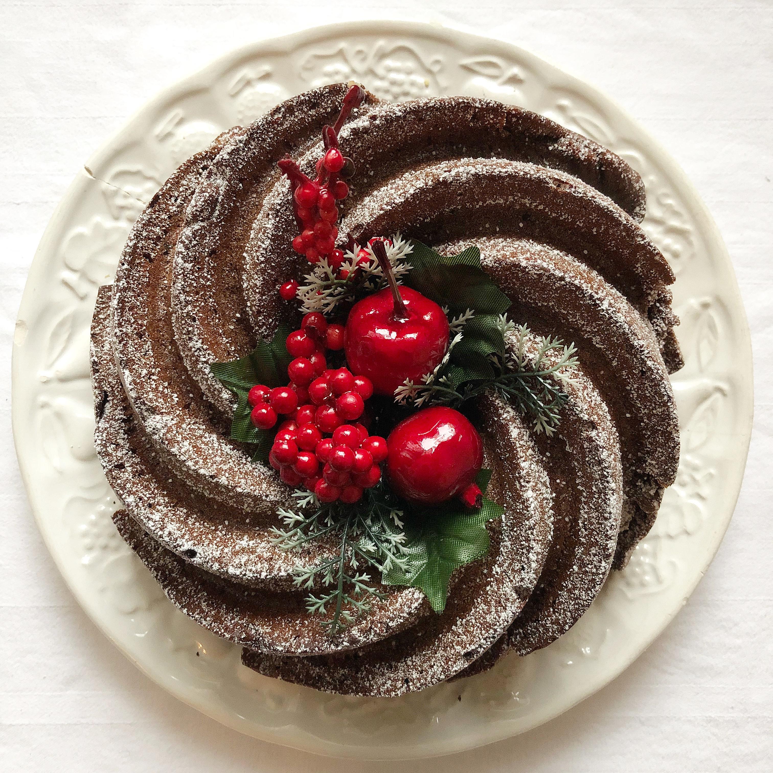 Torta di Castagne e Cioccolato Senza Burro, un dolce avvolgente e goloso di dolci senza burro!