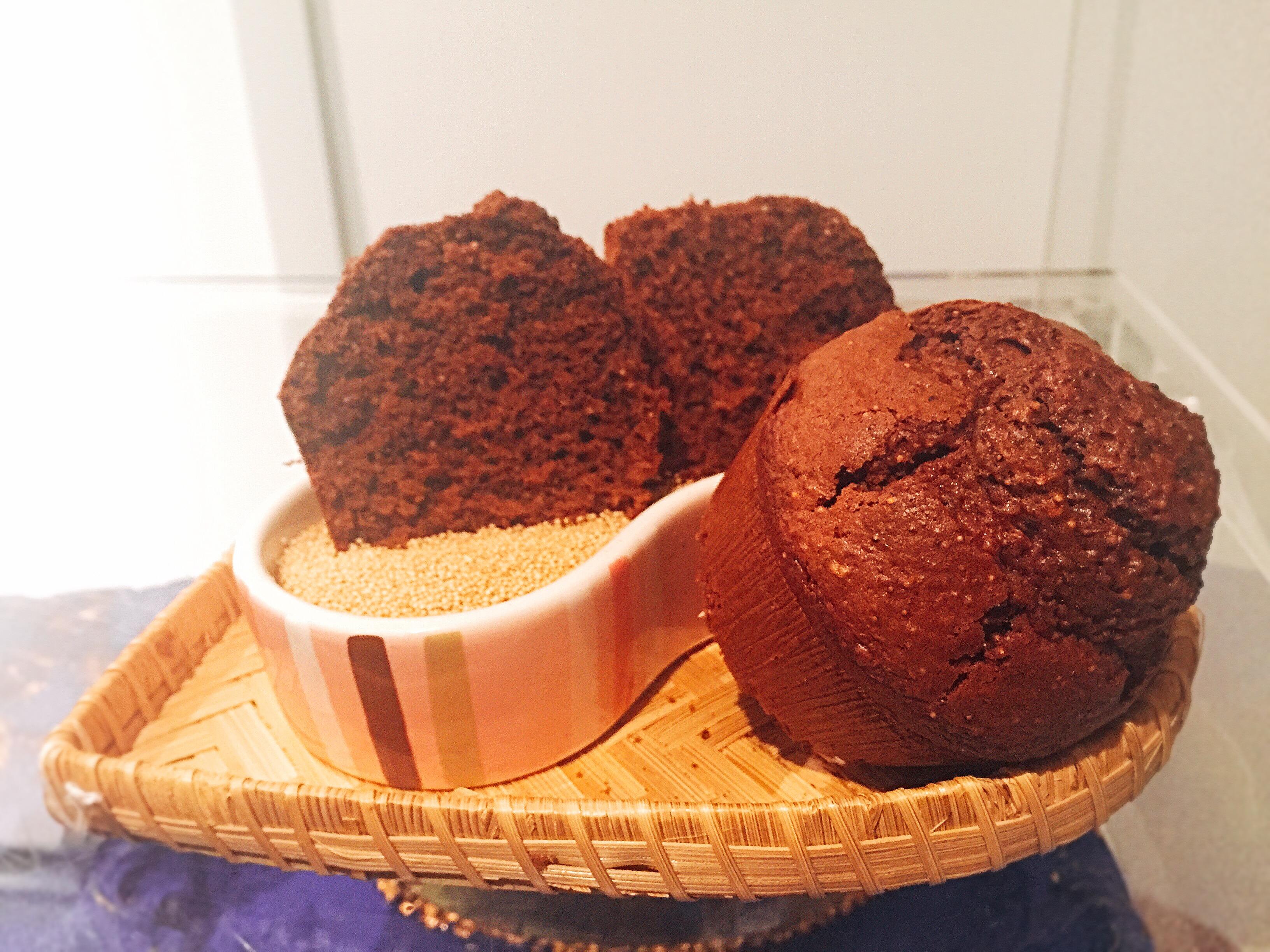 Dolci con Amaranto e Cioccolato Senza Burro, leggeri e golosi di dolci senza burro