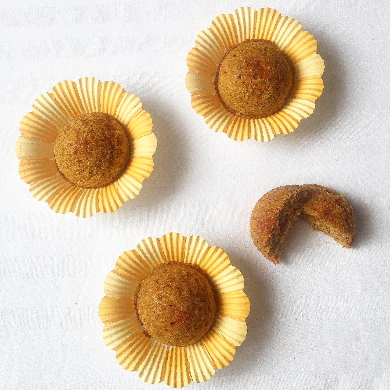 Camille Senza Burro, le famose tortine alle carote di dolci senza burro