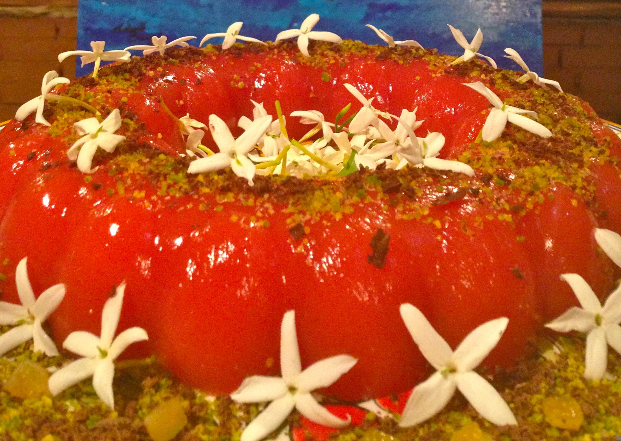 Gelo di Anguria, un dolce fresco e originale per stupire con leggerezza di dolci senza burro