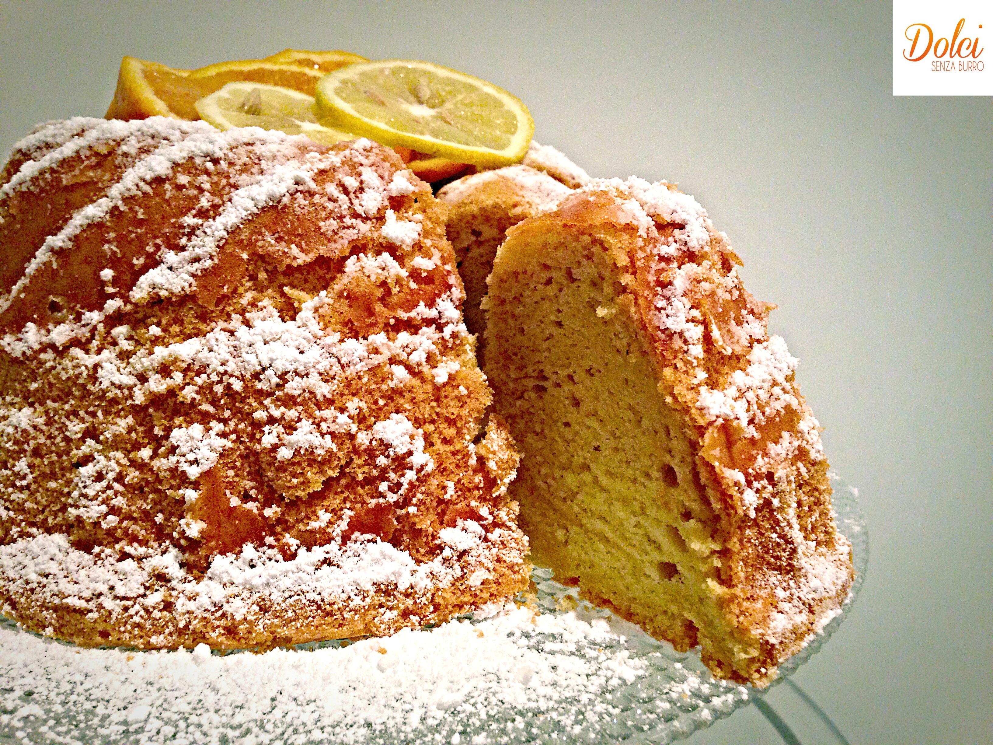 Provate anche la Chiffon Cake all'Arancia, la fluffuosa che più soffice non c'è!
