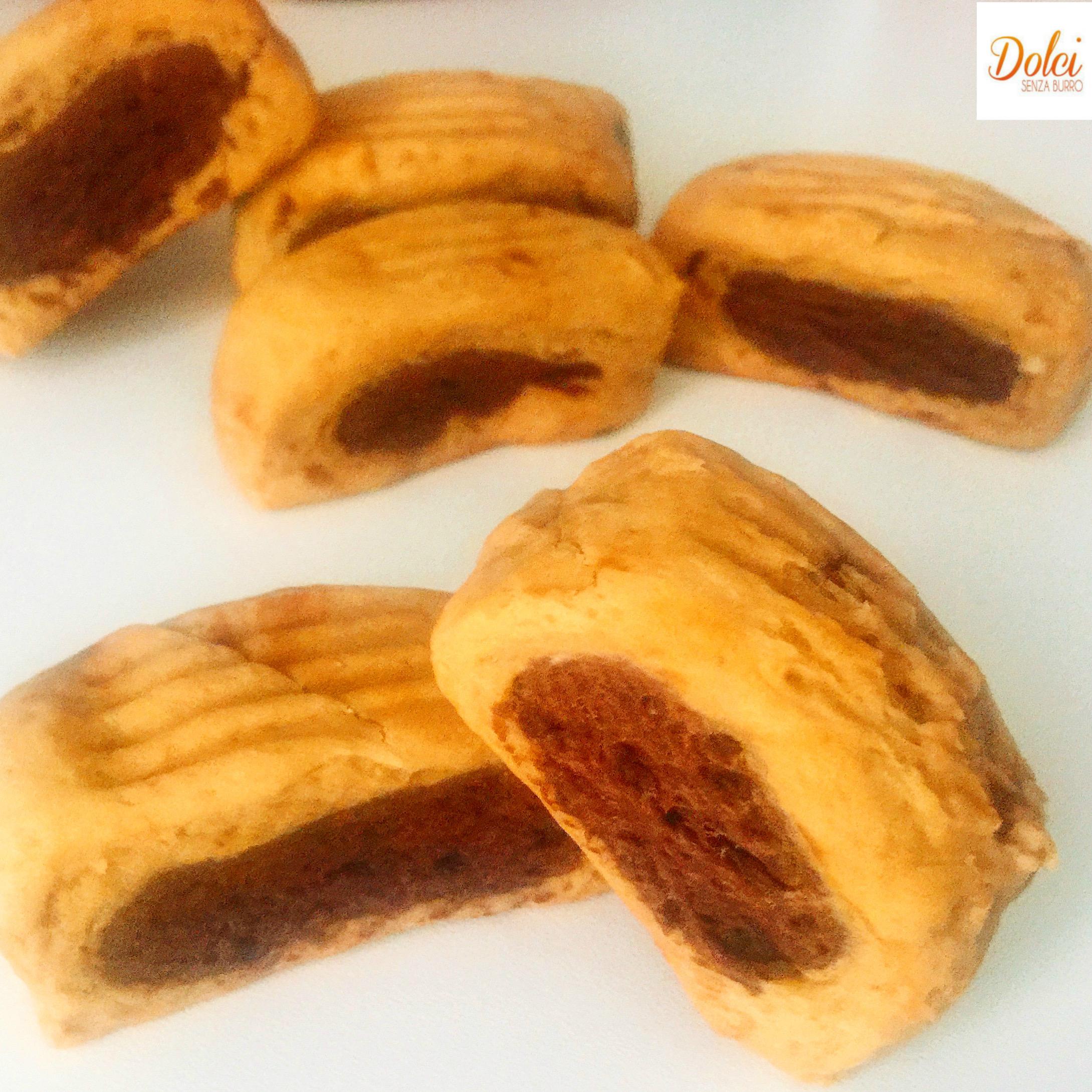 Provate anche i Biscotti Nascondini Senza Burro, i famosi biscotti in versione home made!