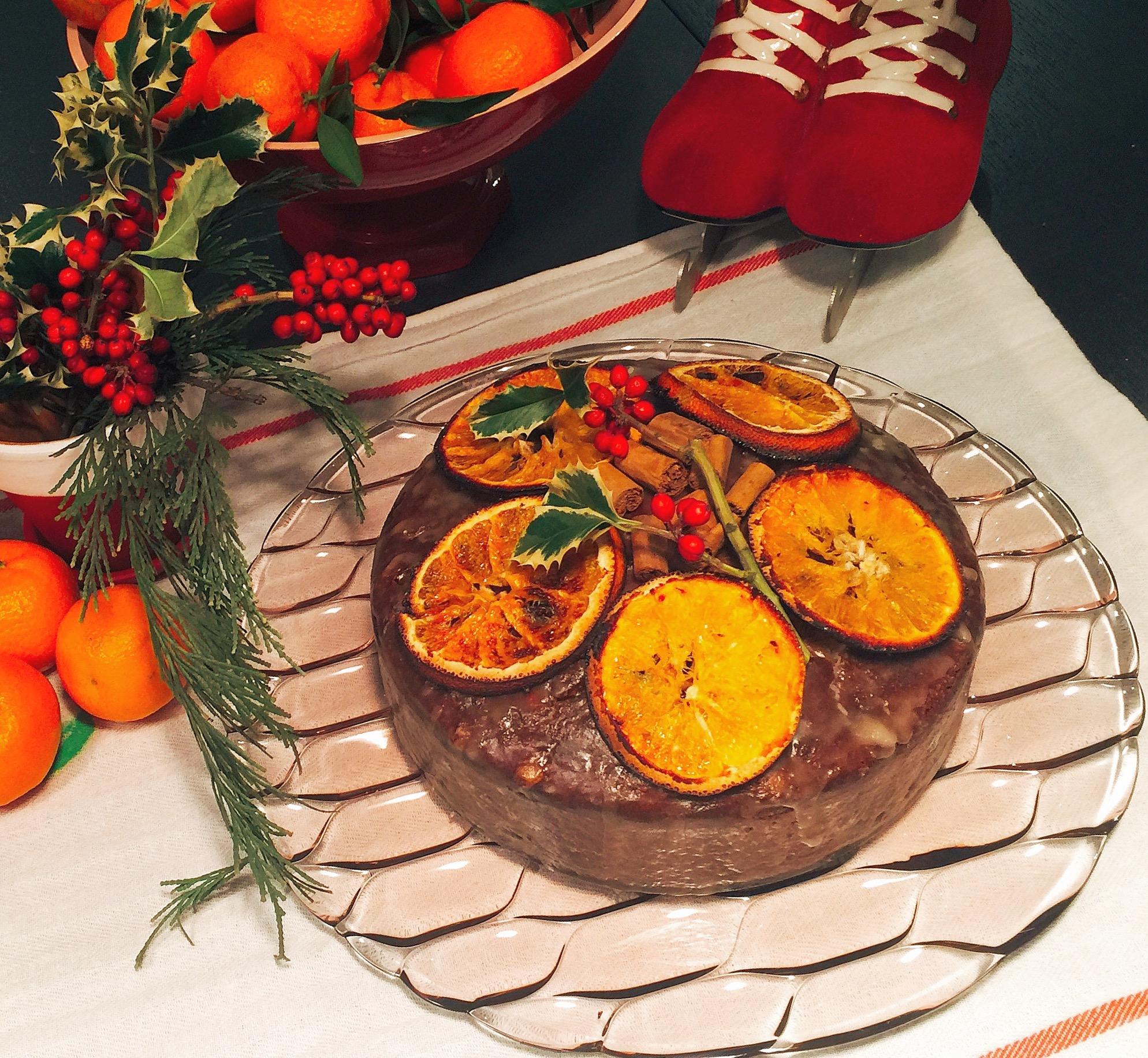 Torta Speziata Senza Burro, un dolce ricco dal profumo goloso e speziato di dolci senza burro