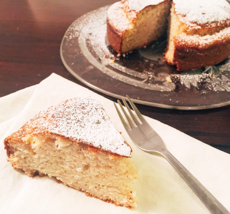 Torta Paradiso Senza Burro, il dolce facile semplice e golosi di dolci senza burro