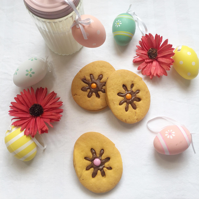 Biscotti di Pasqua Senza Burro, dei golosi sani e genuini frollini di dolci senza burro