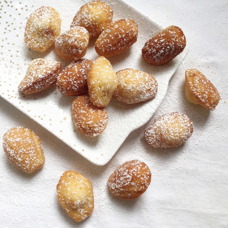 Madeleine alla Vaniglia Senza Burro, dei dolci soffici dal profumo goloso e avvolgente di dolci senza burro
