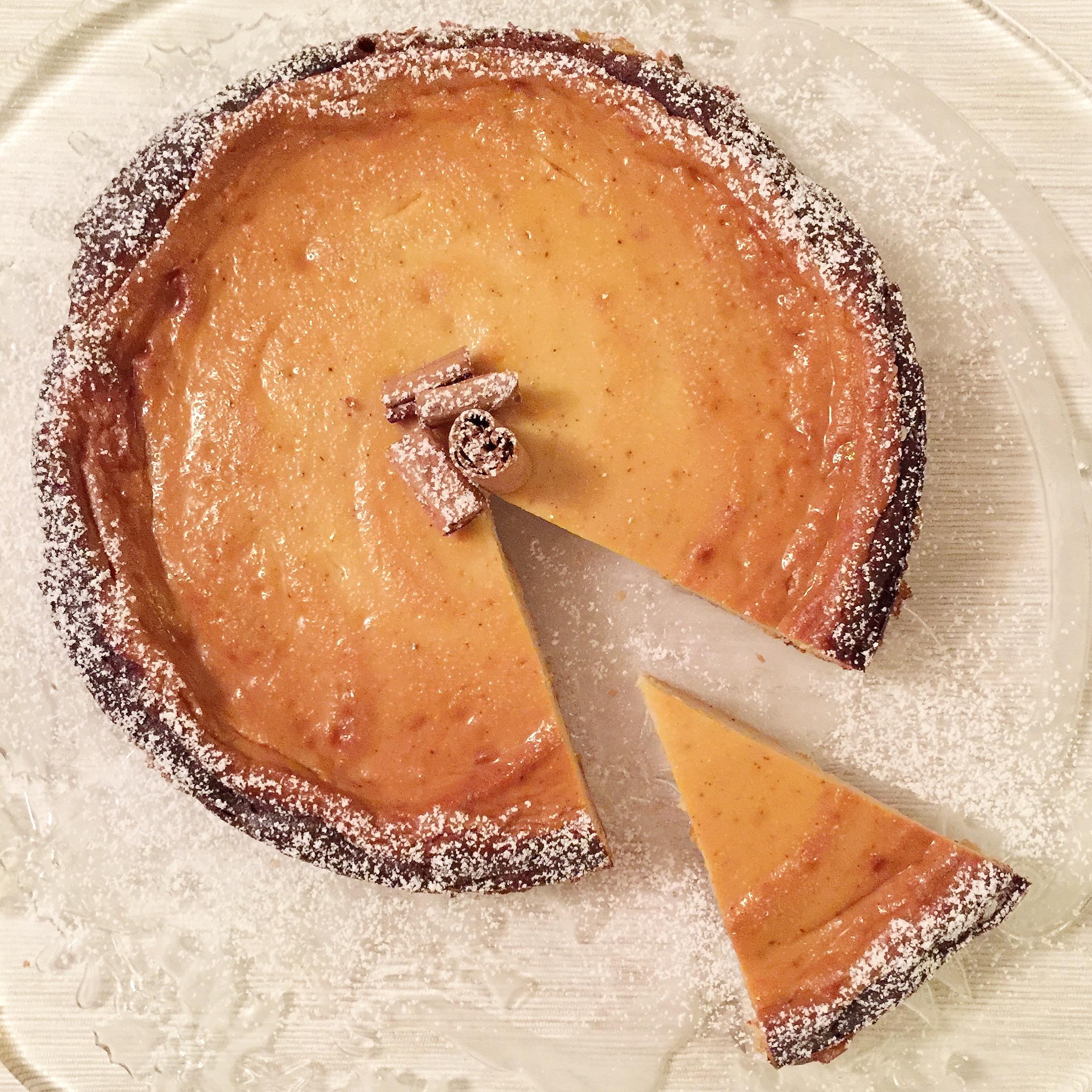 Melòpita ,la Cheesecake Greca di dolci senza burro!