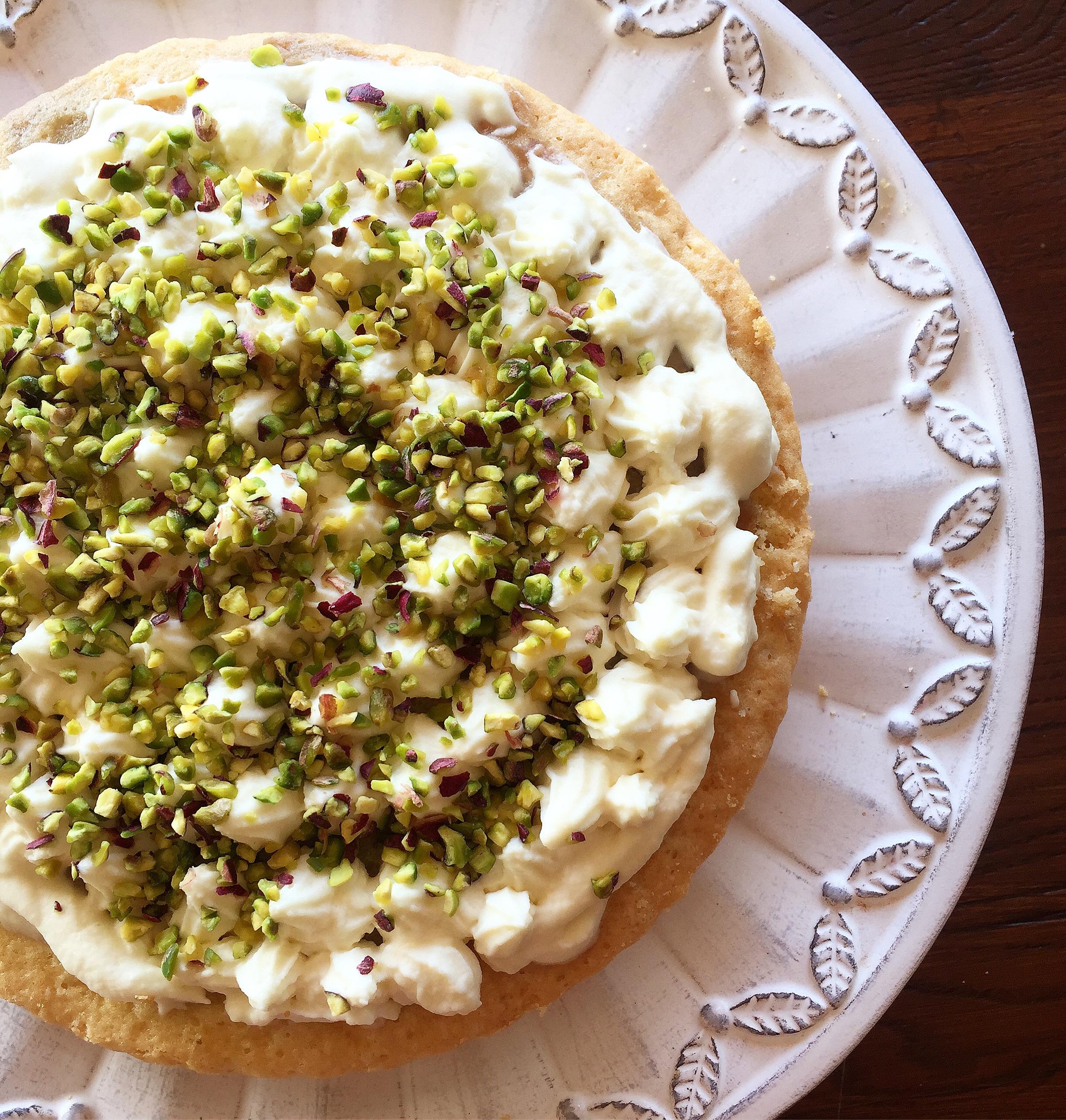 Crostata Morbida alla Crema Senza Burro, un dolce originale fresco e goloso di dolci senza burro!