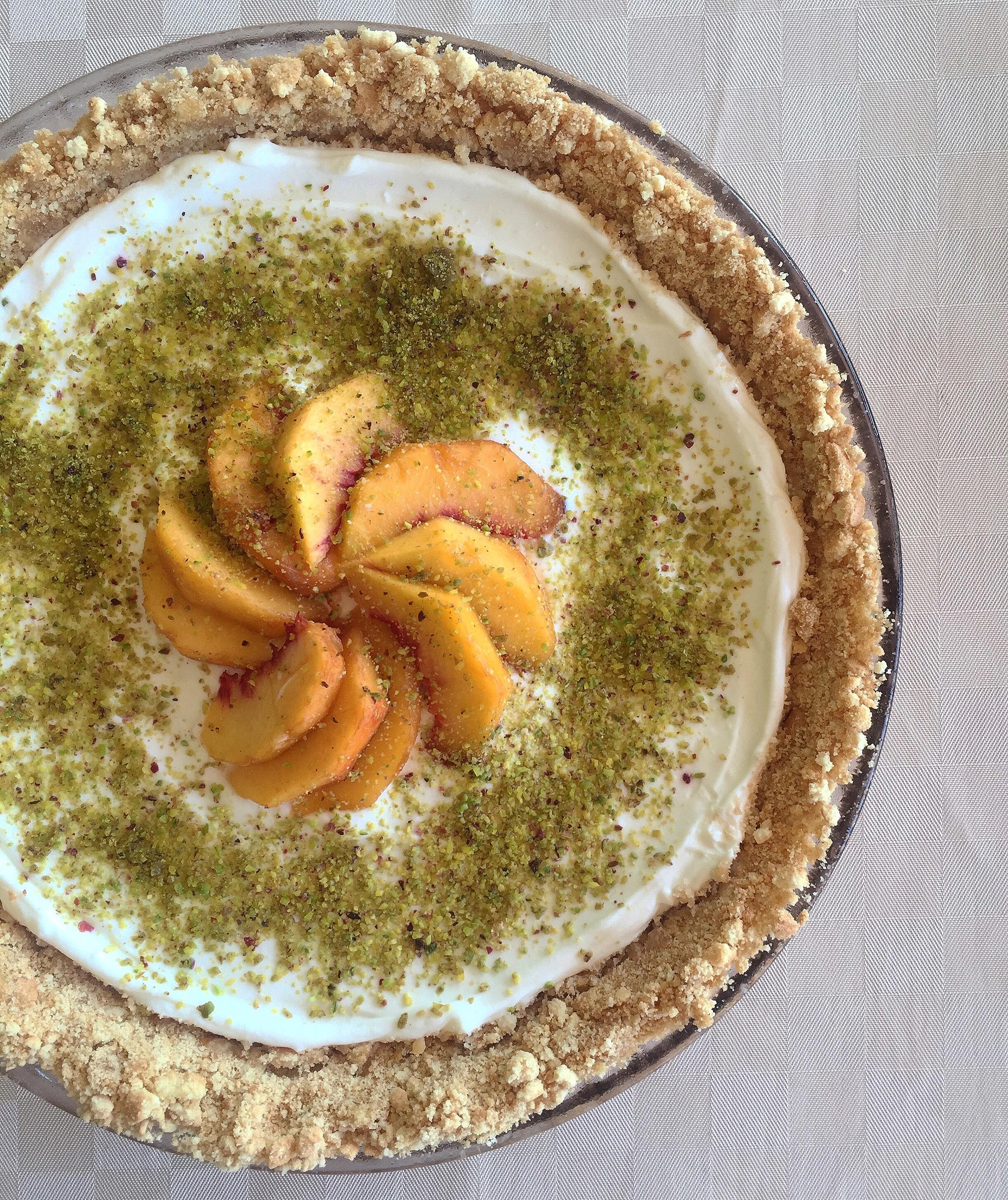 Crostata Fredda Senza Burro, il dolce dell'estate di dolci senza burro